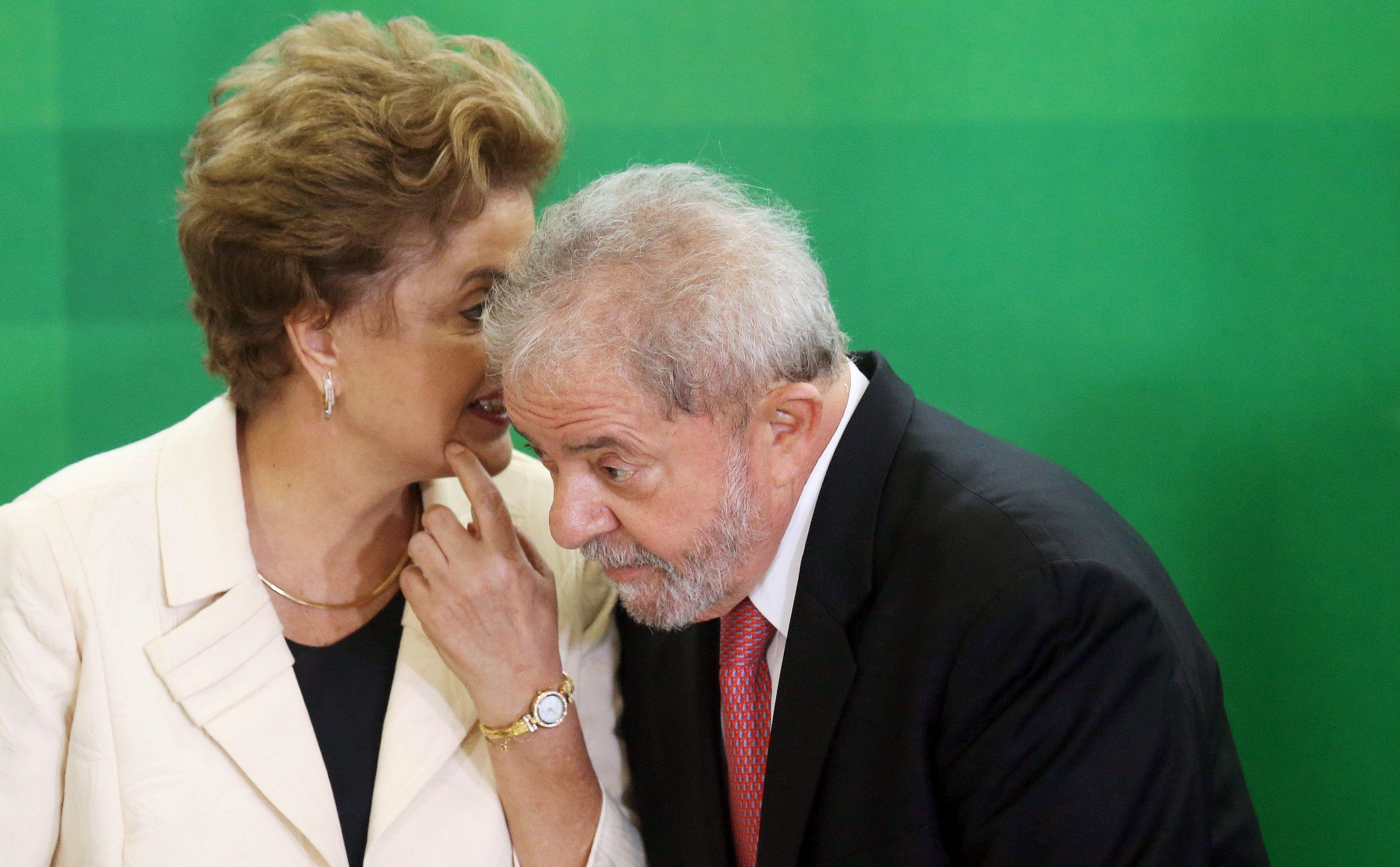 L'ancien président du Brésil Lula ira en prison