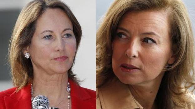 Valérie Trierweiler revient sur son tweet contre Ségolène Royal