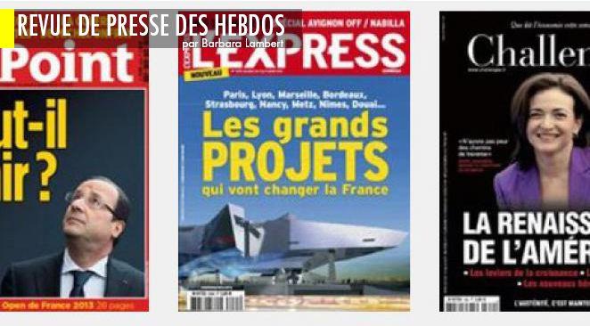 """Tapie/Sarkozy, la clé ? : Bayrou évoque un """"chantage"""", Hollande face à la fronde des réformateurs, Emmaüs : le nouveau scandale"""