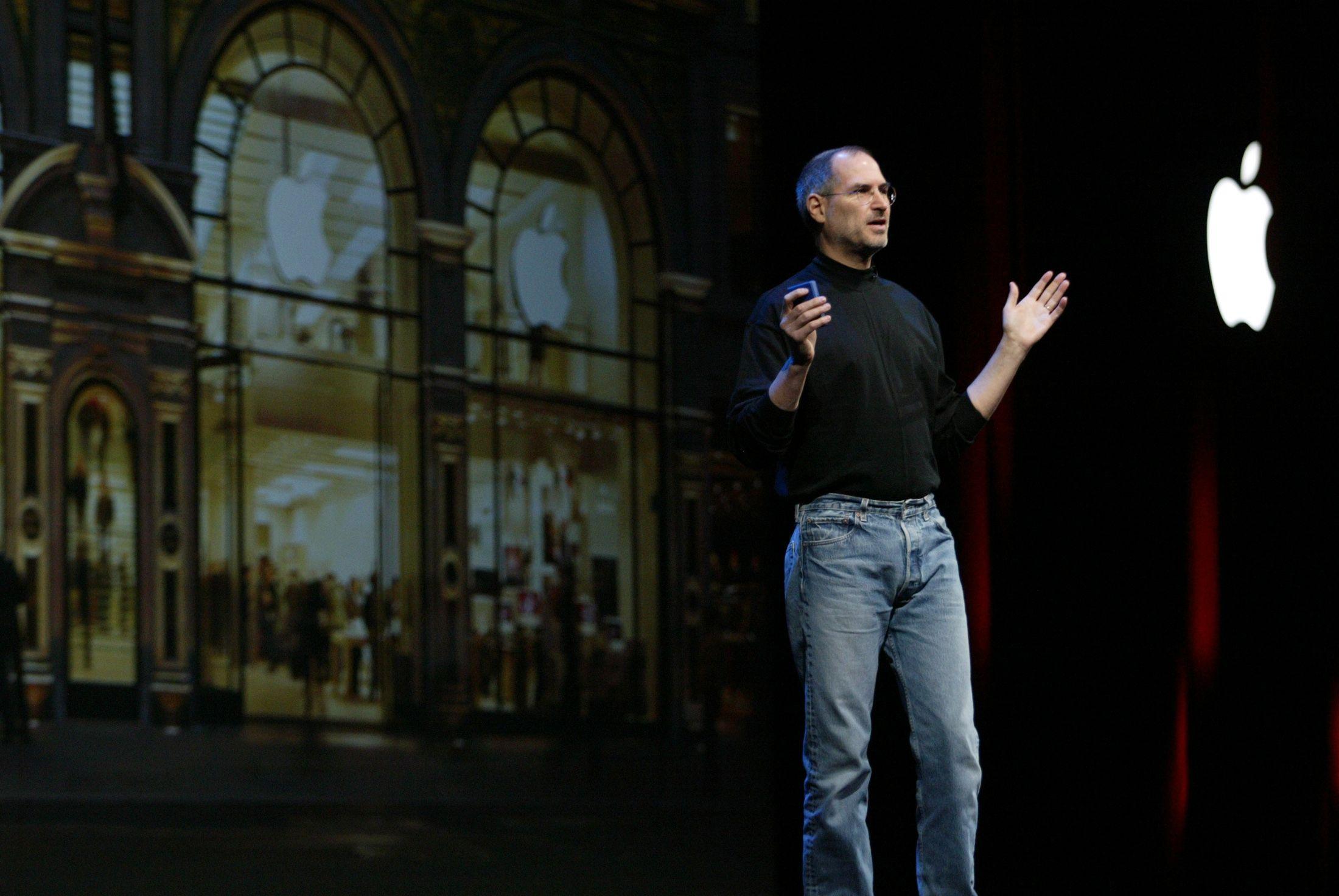 """Steve Jobs a notamment confié à son proche collaborateur qu'il était """"aussi fier des idées qu'il n'avait pas concrétisées que des projets qu'il avait réalisés""""."""