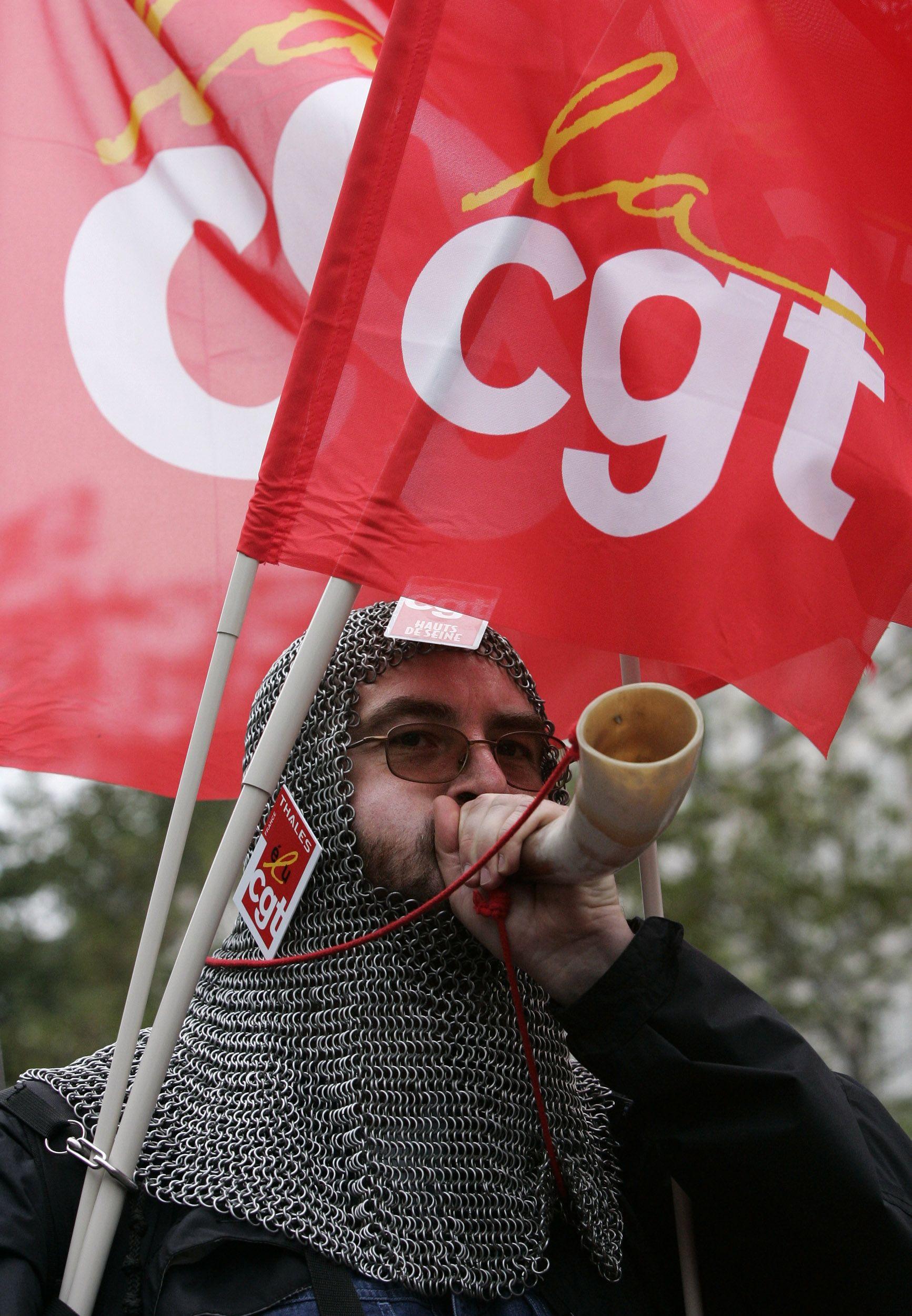 Lorsque la CGT cherche des proies