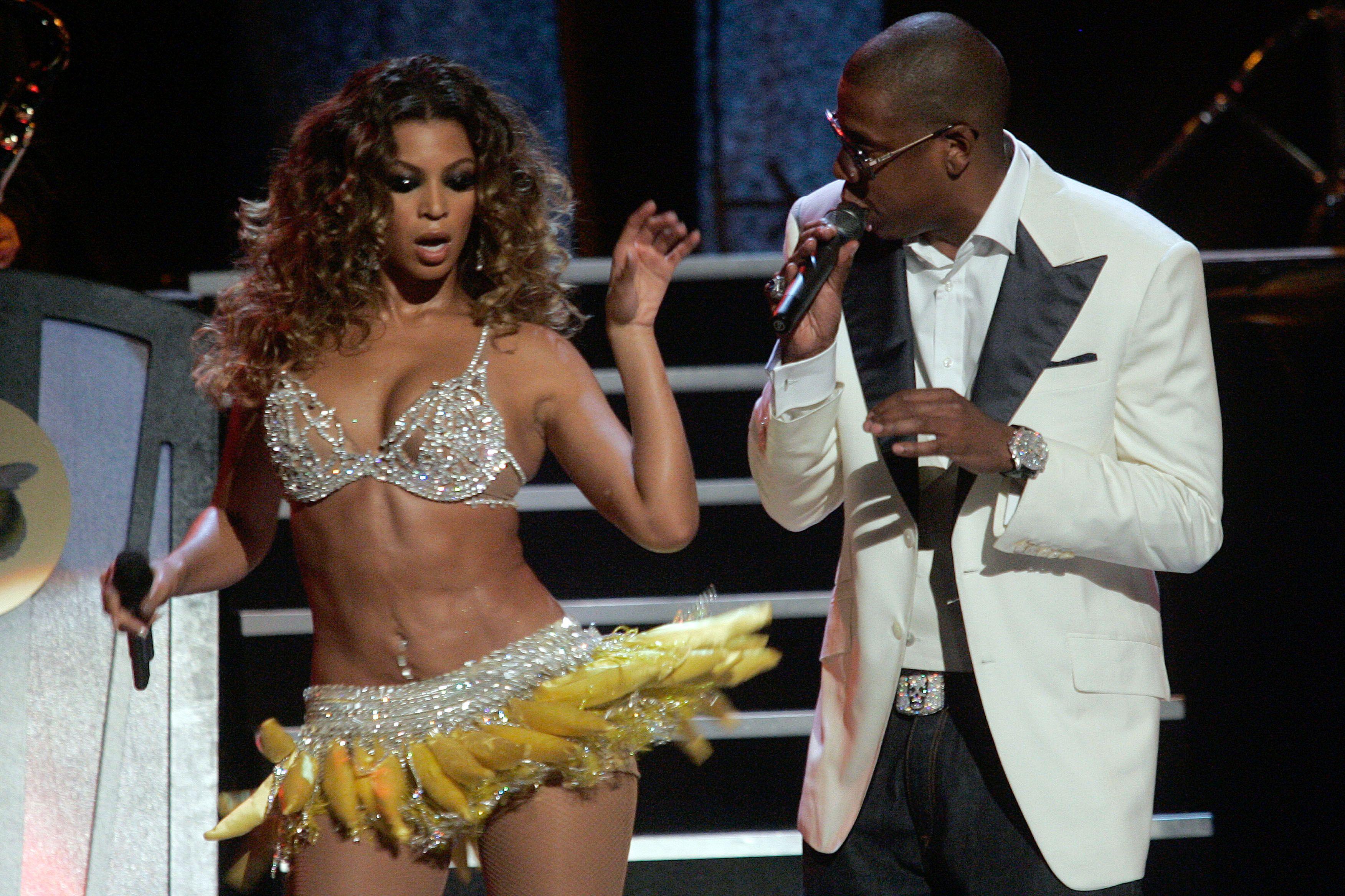 Beyoncé a commencé sa tournée avec Jay-Z