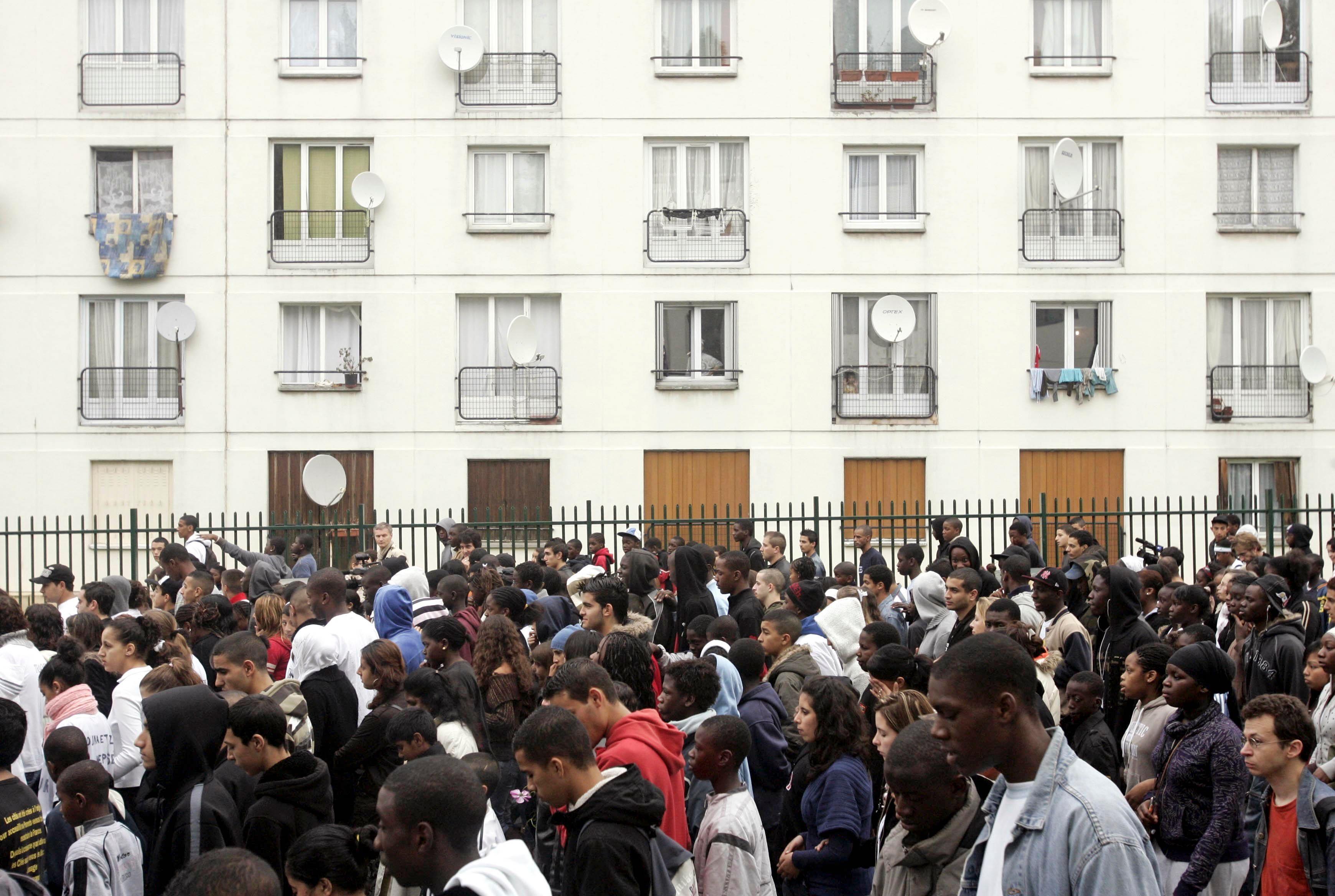 Manifestations à Clichy-sous-Bois - Crédits Reuters