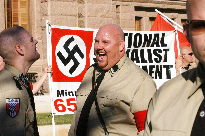 De plus en plus d'Américains appartenant à des groupes néo-nazis rejoignent l'armée des Etats-Unis.