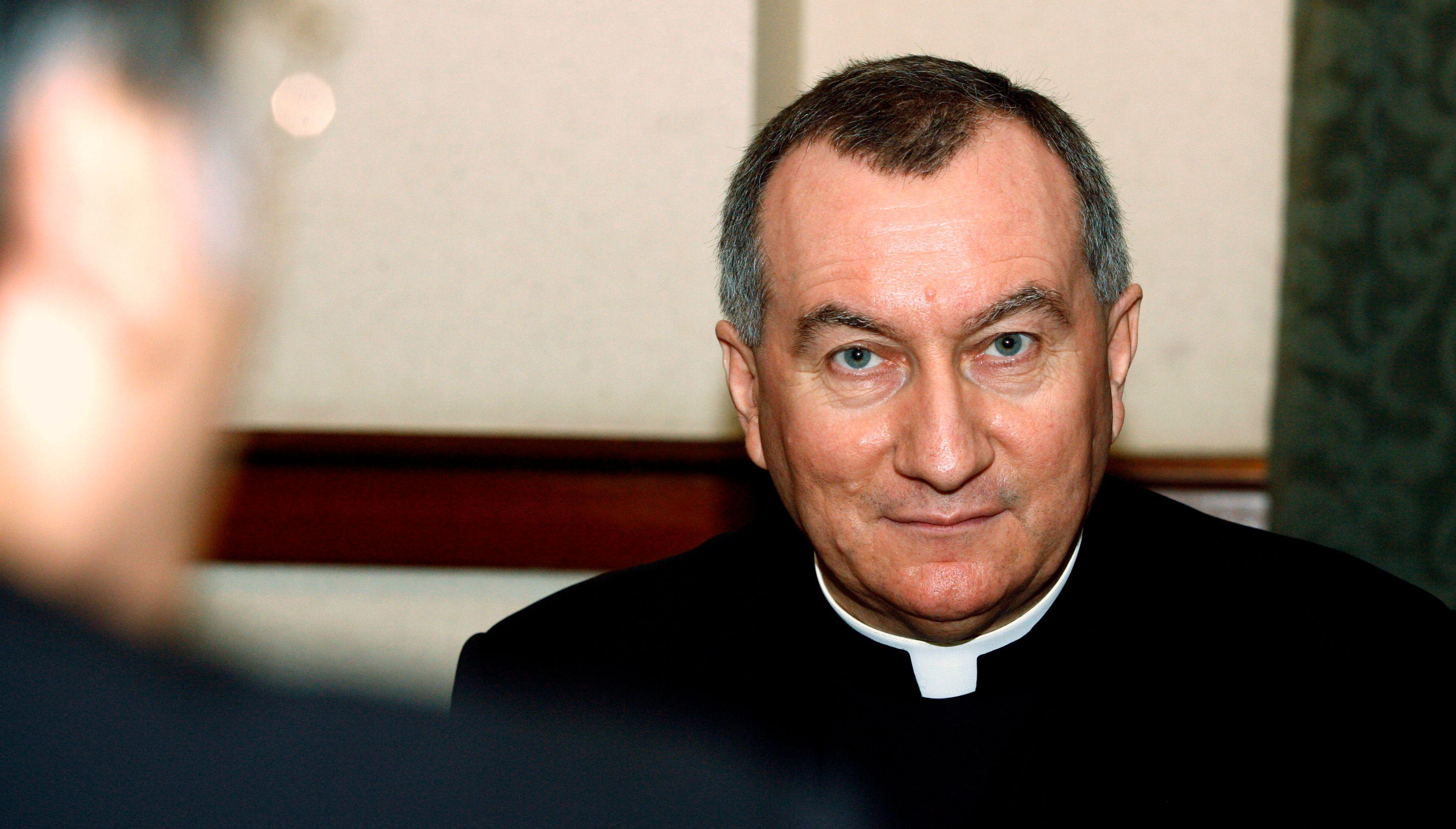 Monseigneur Pietro Parolin a été nommé samedi au poste de secrétaire d'Etat du Vatican.