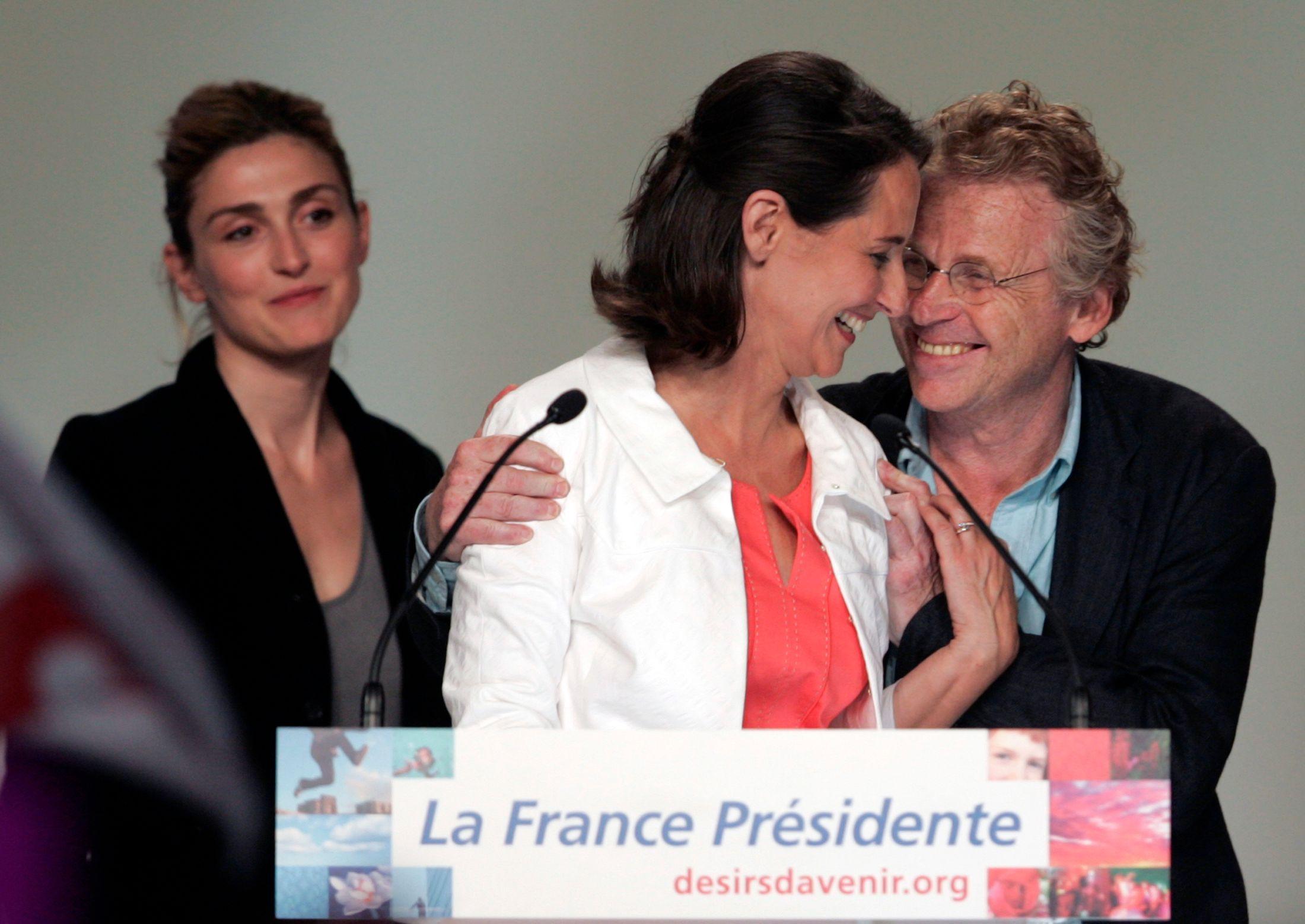 François Hollande aime les femmes indépendantes.
