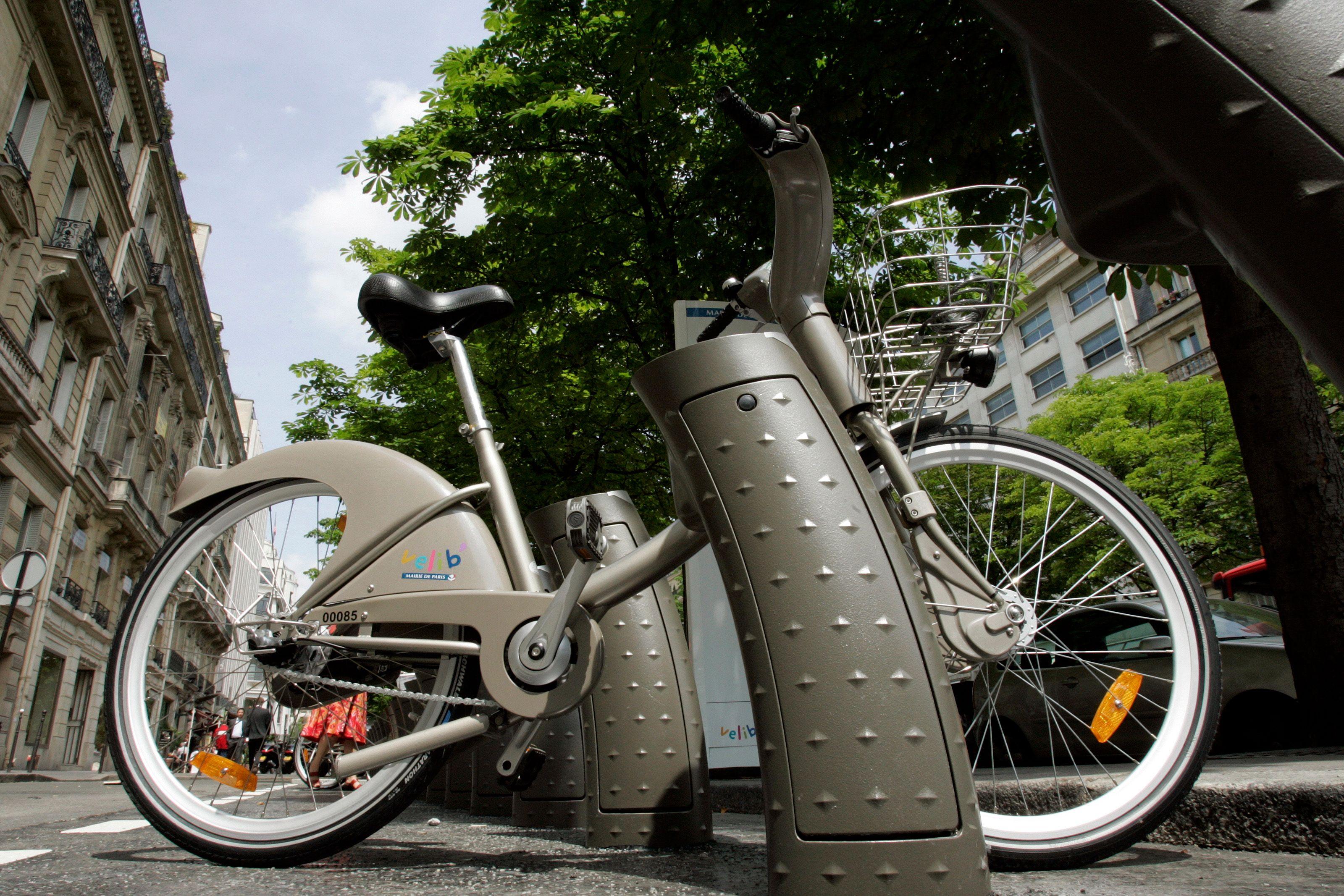 Chaque Vélib' coûte plus de 600 euros.