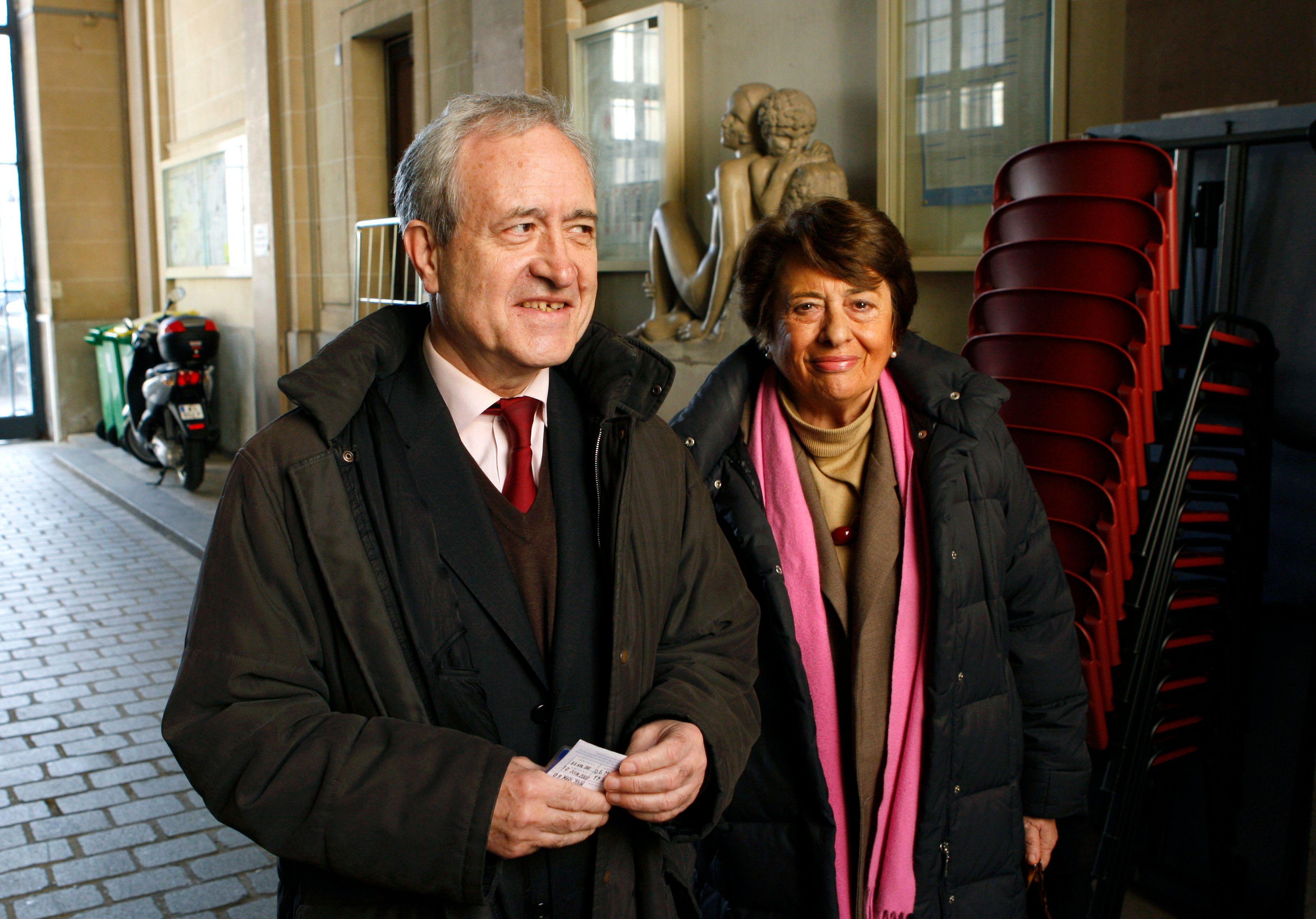 Jean Tibéri a été maire de Paris de 1995 à 2001