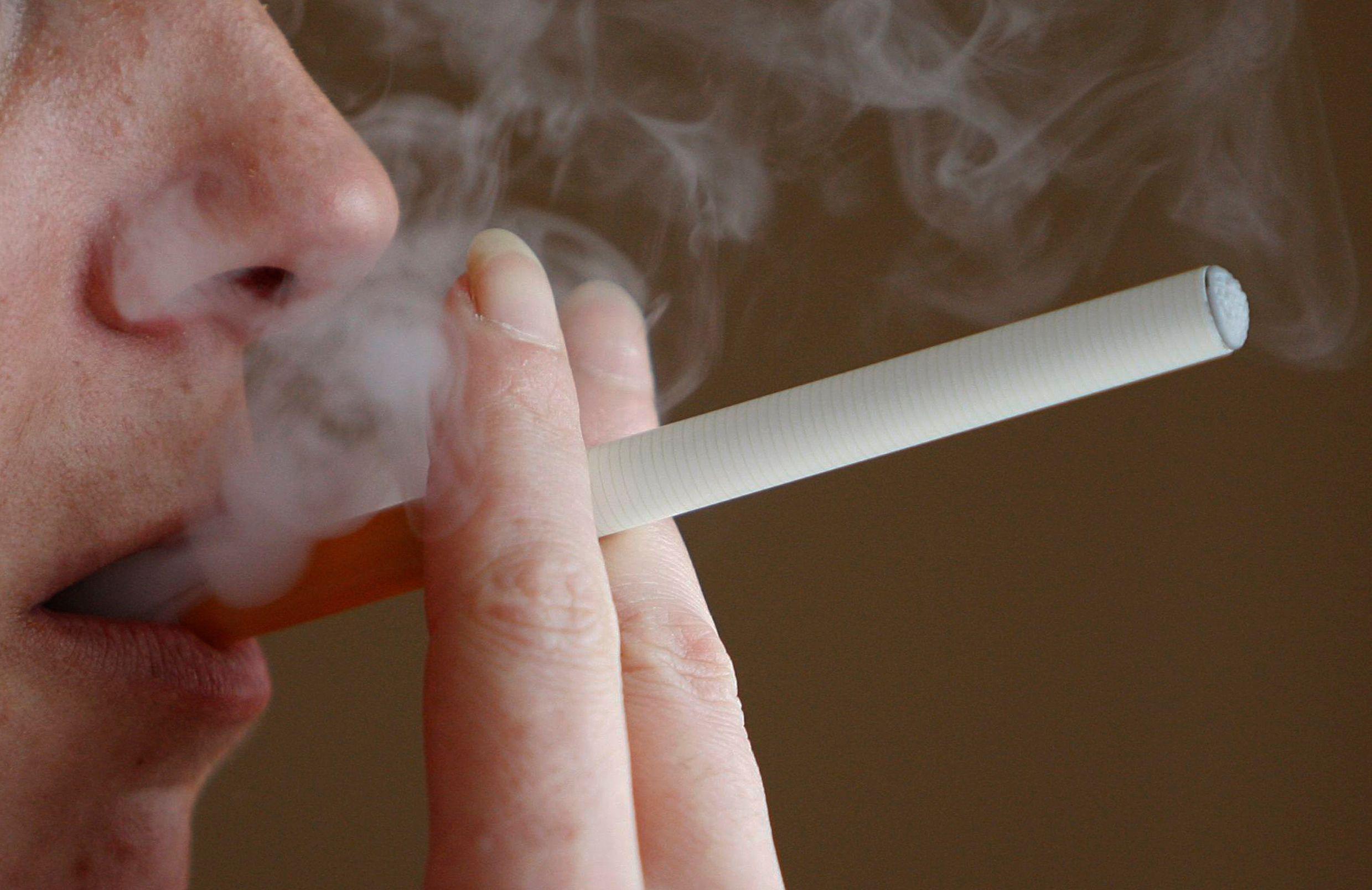 La e-cigarette compte un million d'adeptes en France.