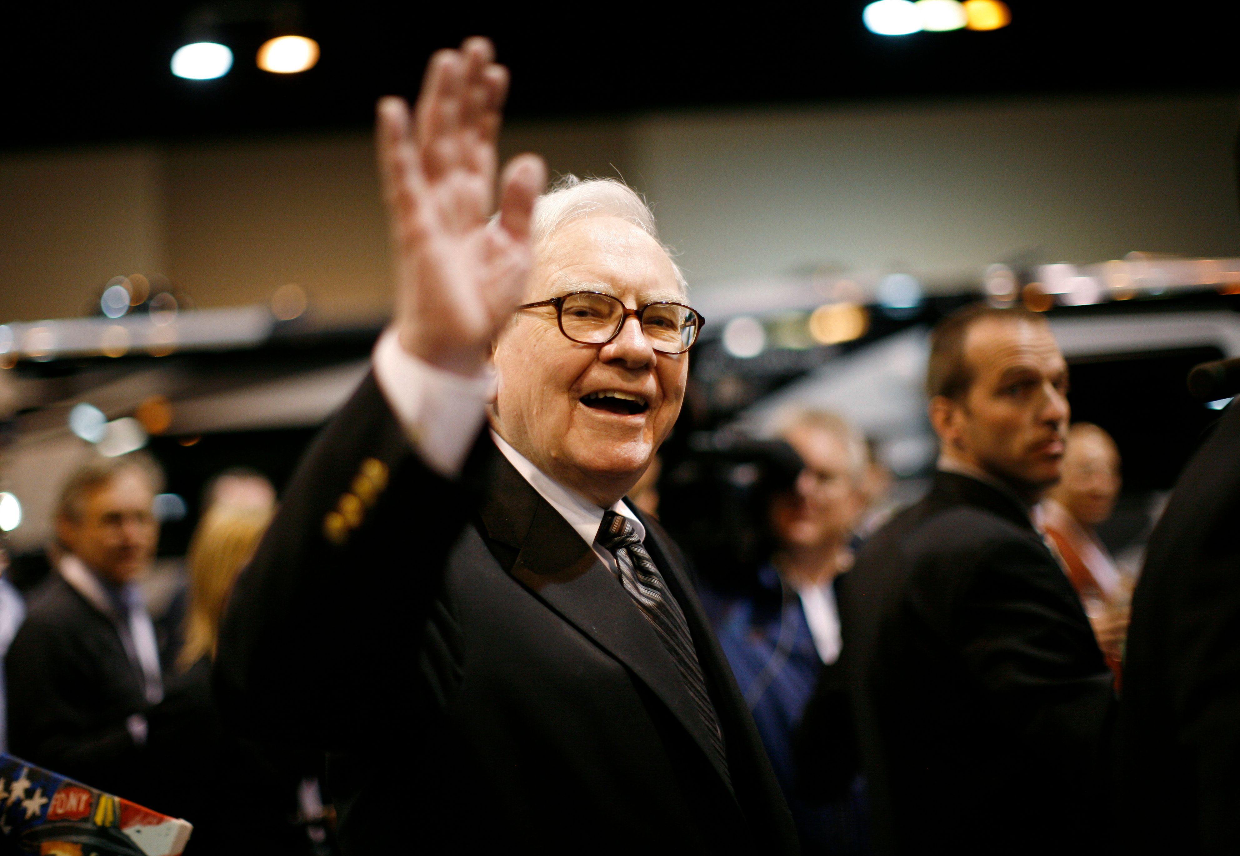 Warren Buffet assure que les riches sont en train de gagner la lutte des classes.
