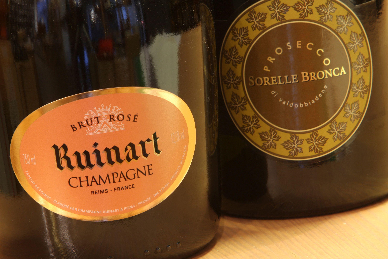 Depuis 2013, il se vend plus de prosecco que de champagne dans le monde.
