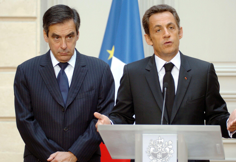 Le torchon brûle entre Nicolas Sarkozy et François Fillon.