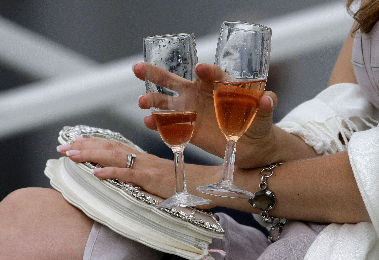Dégustation d'un champagne de... 170 ans d'âge