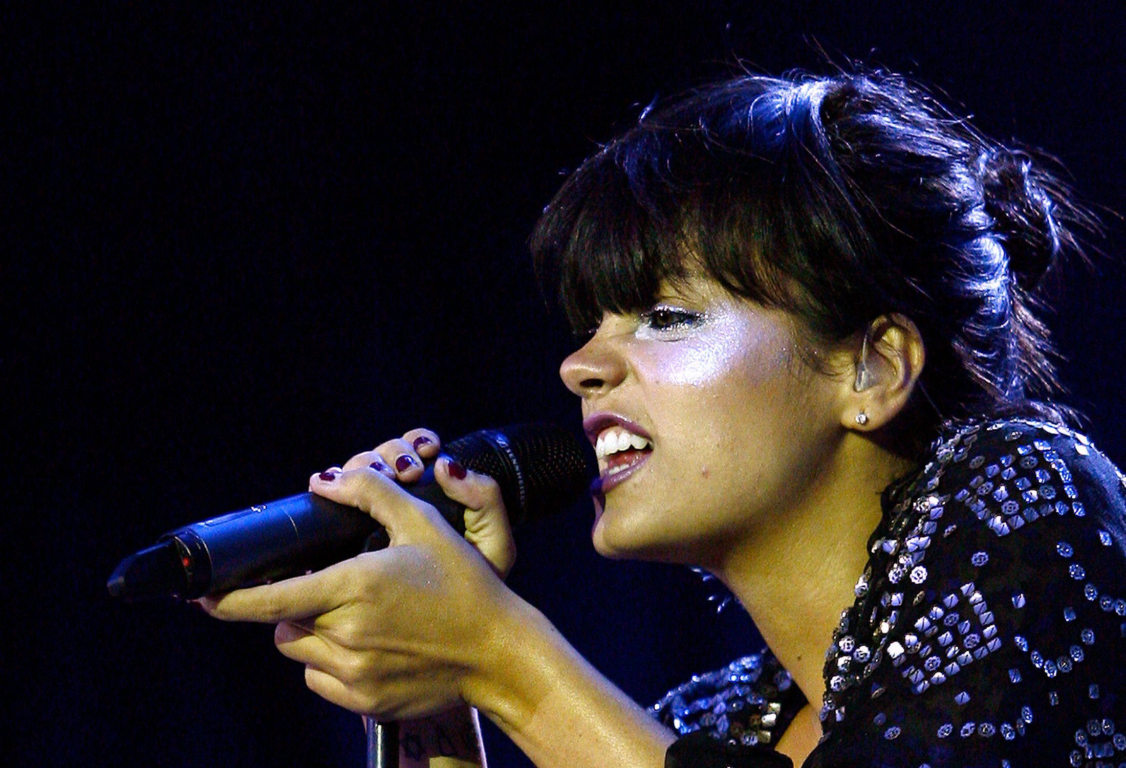 Lily Allen viendra chanter lors de la finale de The Voice 3
