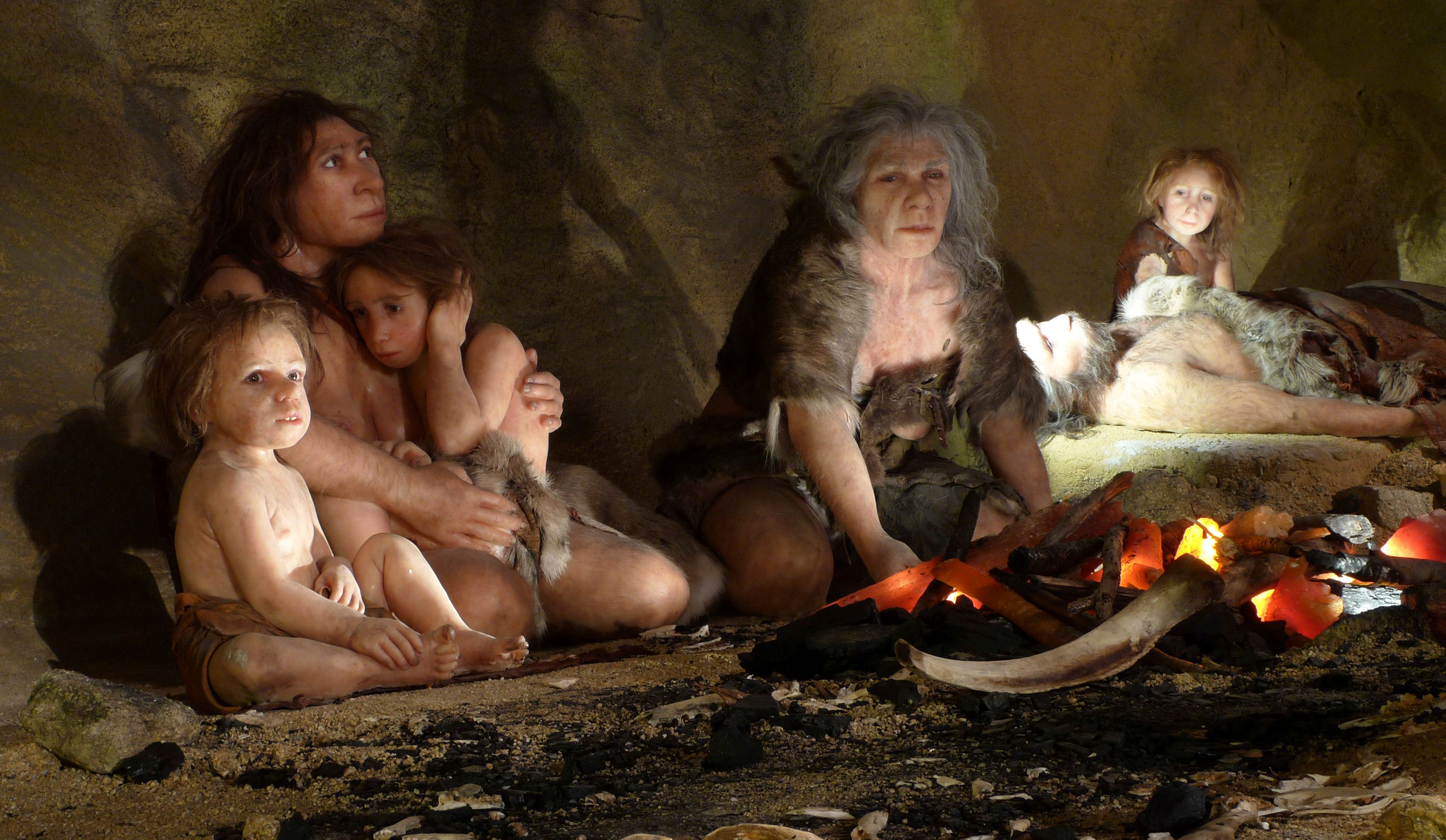 Picotement des yeux, éternuements, les allergies d'aujourd'hui seraient dues aux hommes de Neandertal