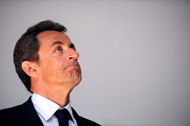 """Nicolas Sarkozy évoque le bilan des trois ans de présidence de François Hollande : """"il a tant promis et au final si peu tenu"""""""