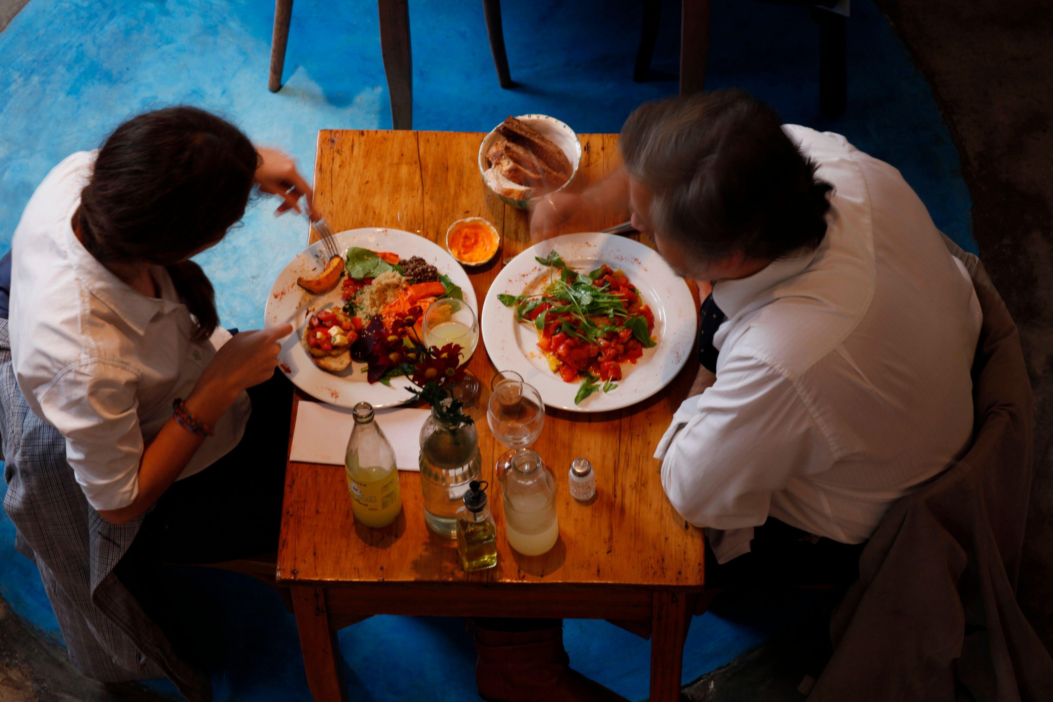 Les Français choisissent généralement leur nourriture en fonction du prix.