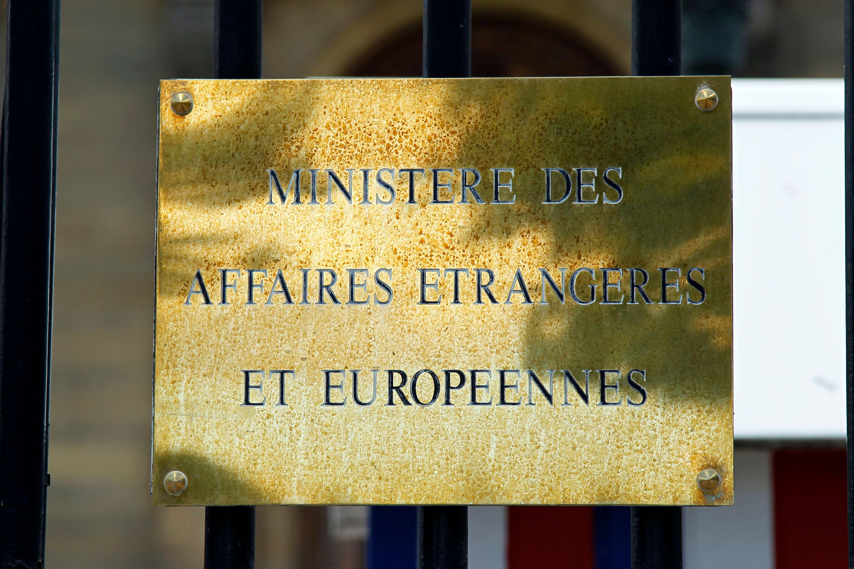 """Le Quai d'Orsay surnommé la """"Banquise"""" sous prétexte qu'il n'y aurait que des phoques..."""
