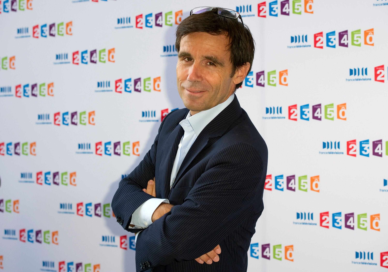 France 2 dément l'éviction prochaine de David Pujadas