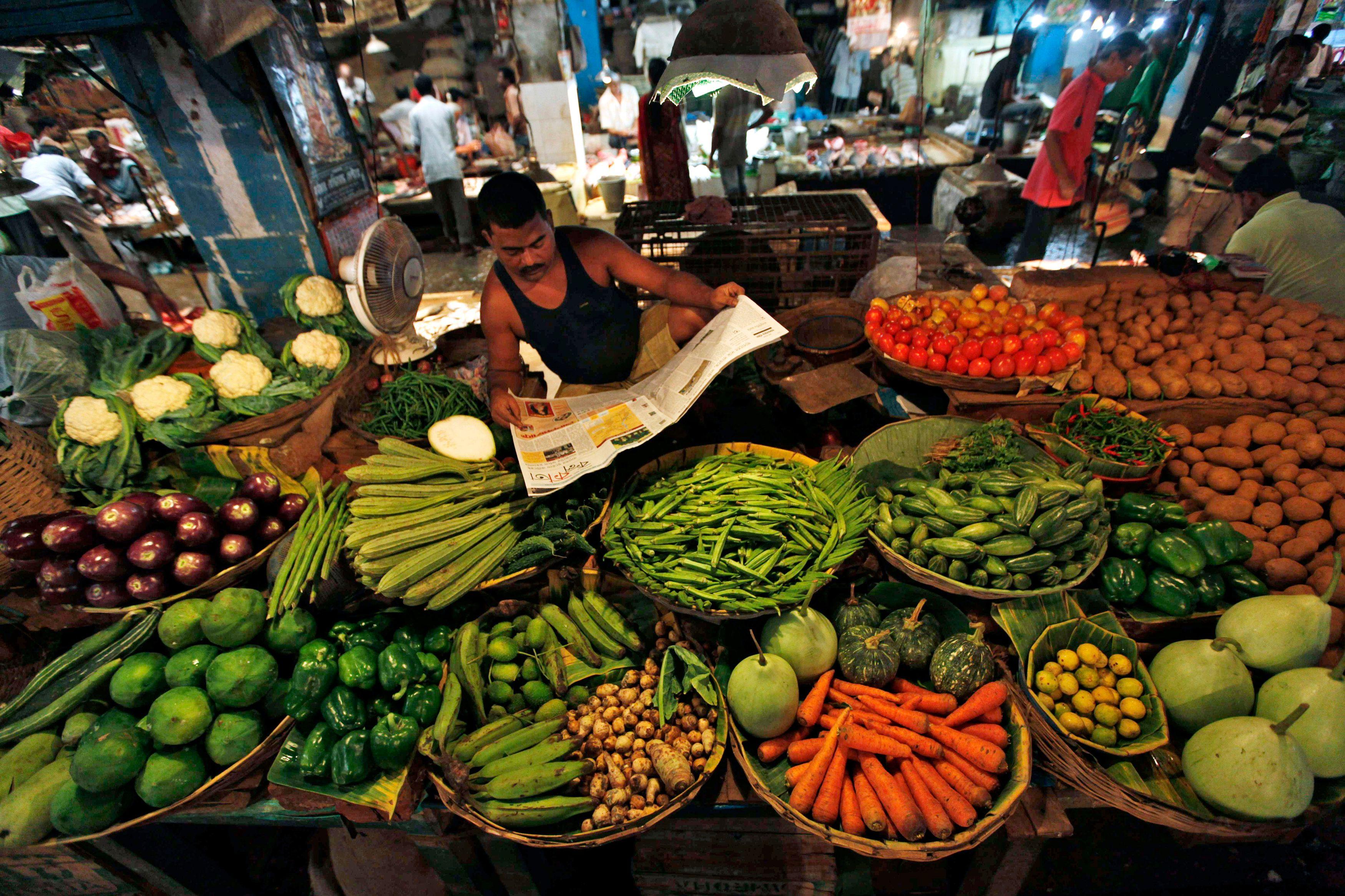 Des chercheurs montrent que manger des fruits et légumes rend optimiste.