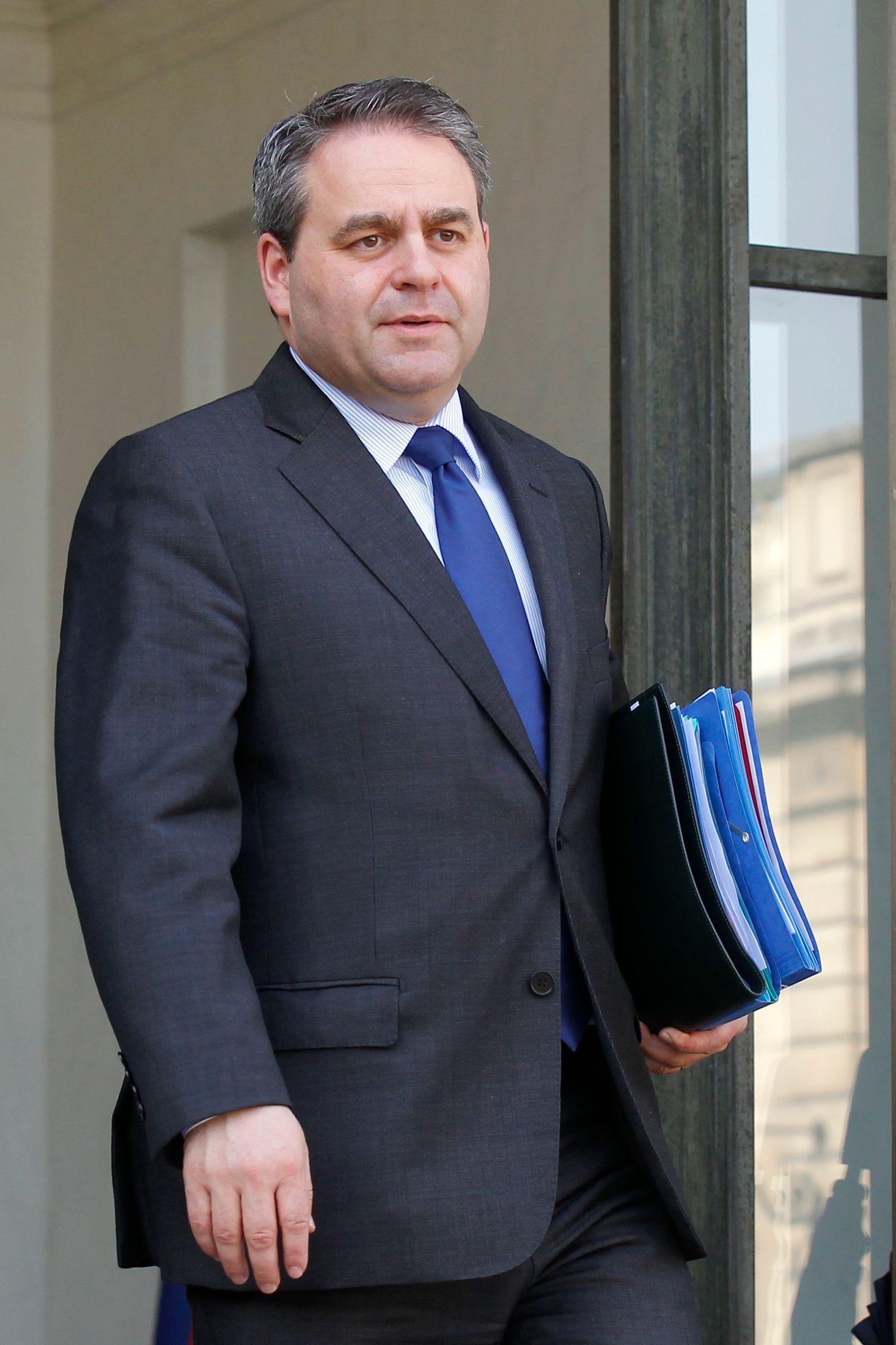 """Xavier Bertrand : """"J'ai dit à Nicolas Sarkozy que je voulais être président"""""""