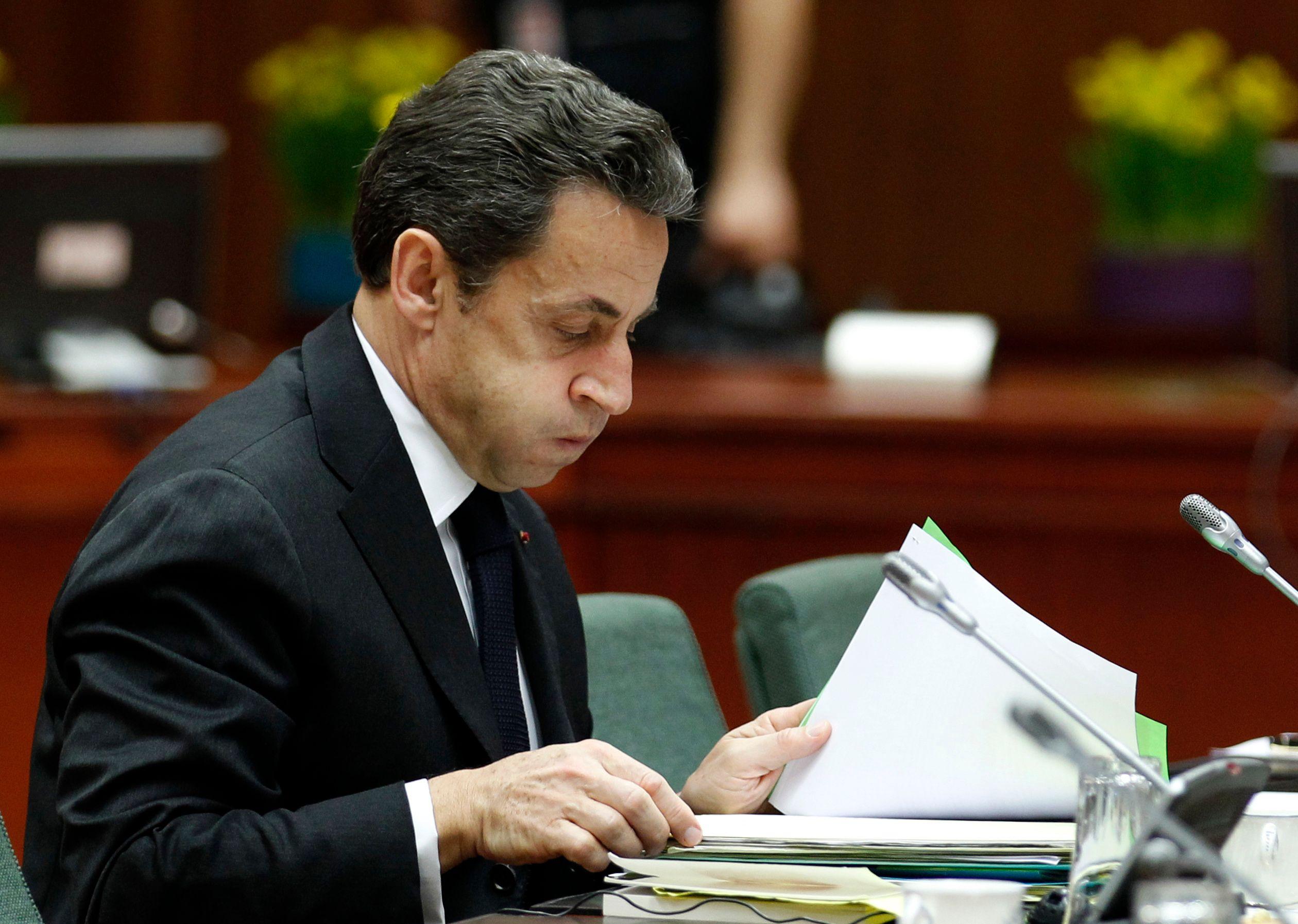 Nicolas Sarkozy sans filtre dans un livre choc