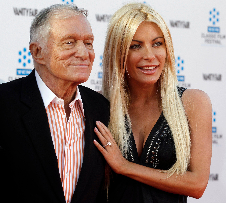Playboy : la maison de Hugh Hefner à vendre pour 200 millions de dollars