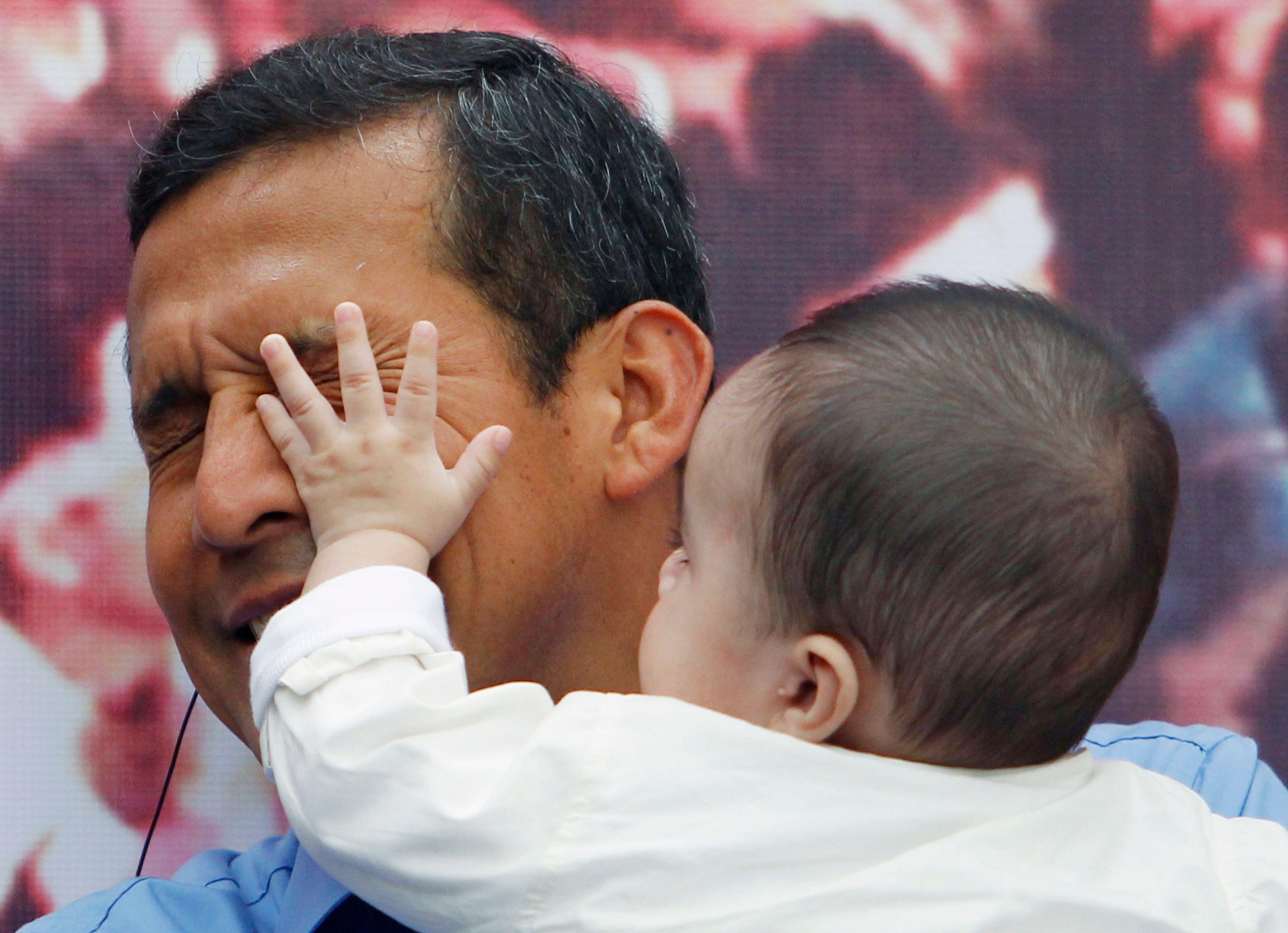 La principale angoisse des hommes à l'idée d'être père c'est la perte de leur liberté.