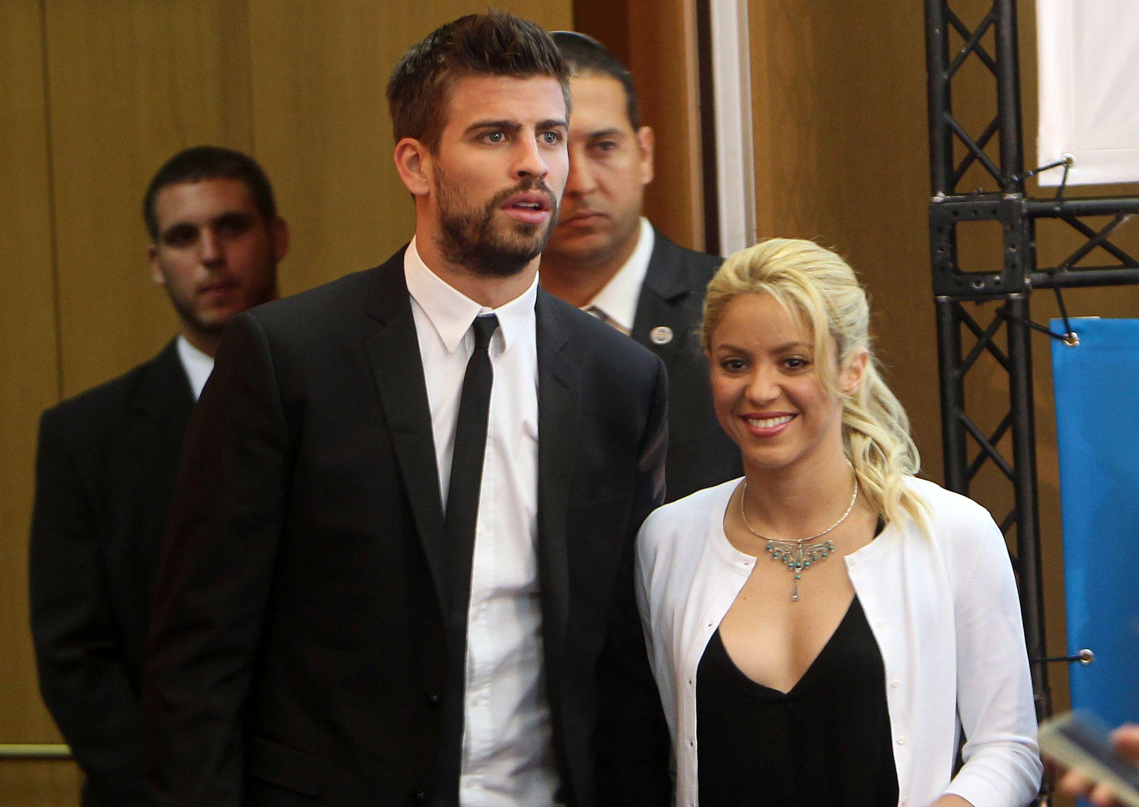 Gerard Piqué et Shakira sont parents