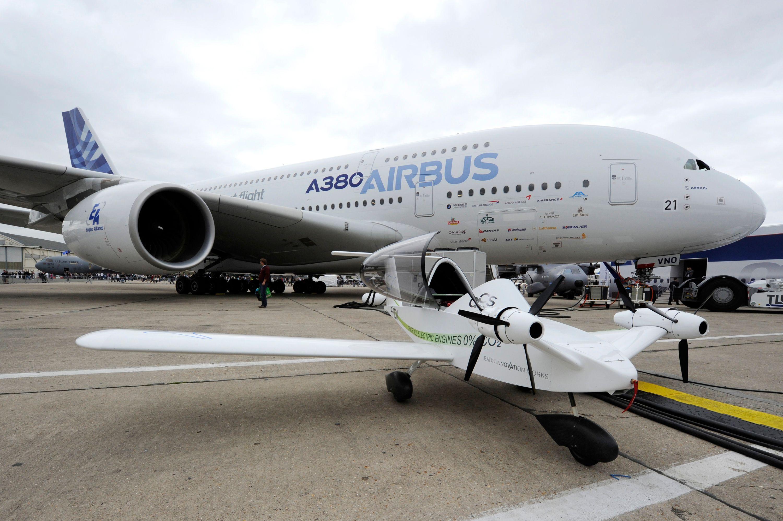 Airbus : 1 503 avions vendus en2013, un record