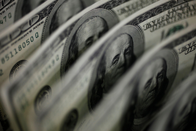 Une pluie de dollars s'est abattue sur la côte Est des Etats-Unis