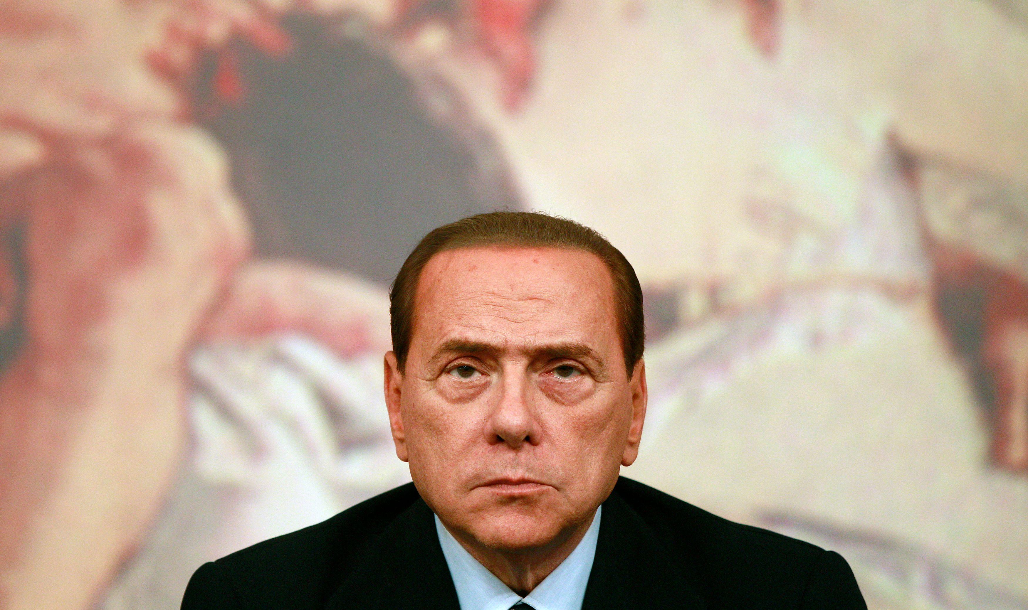 Il s'agit de la première condamnation définitive à l'encontre de Silvio Berlusconi.