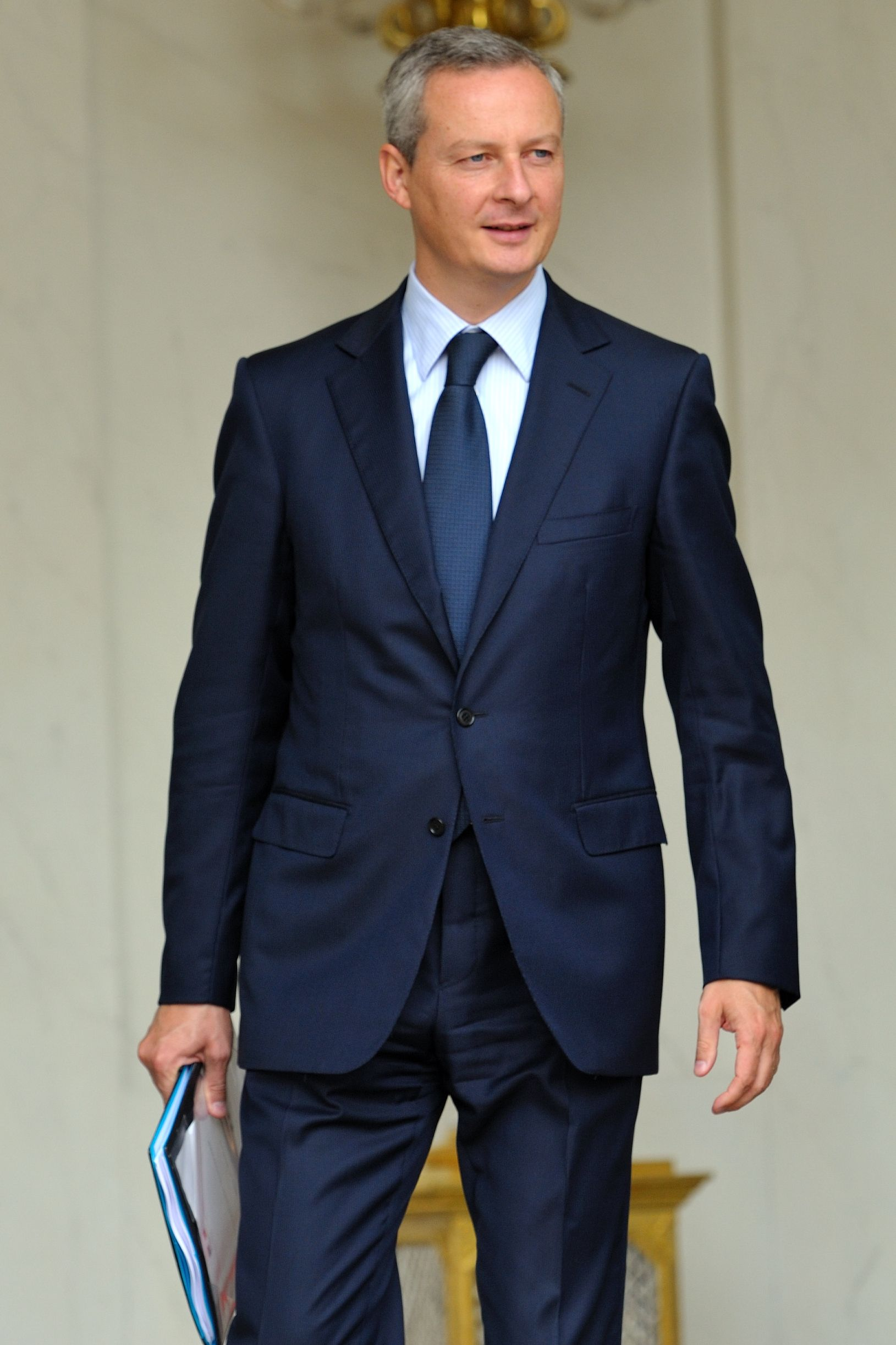 Bruno Le Maire multiplie les sorties médiatiques depuis deux semaines.