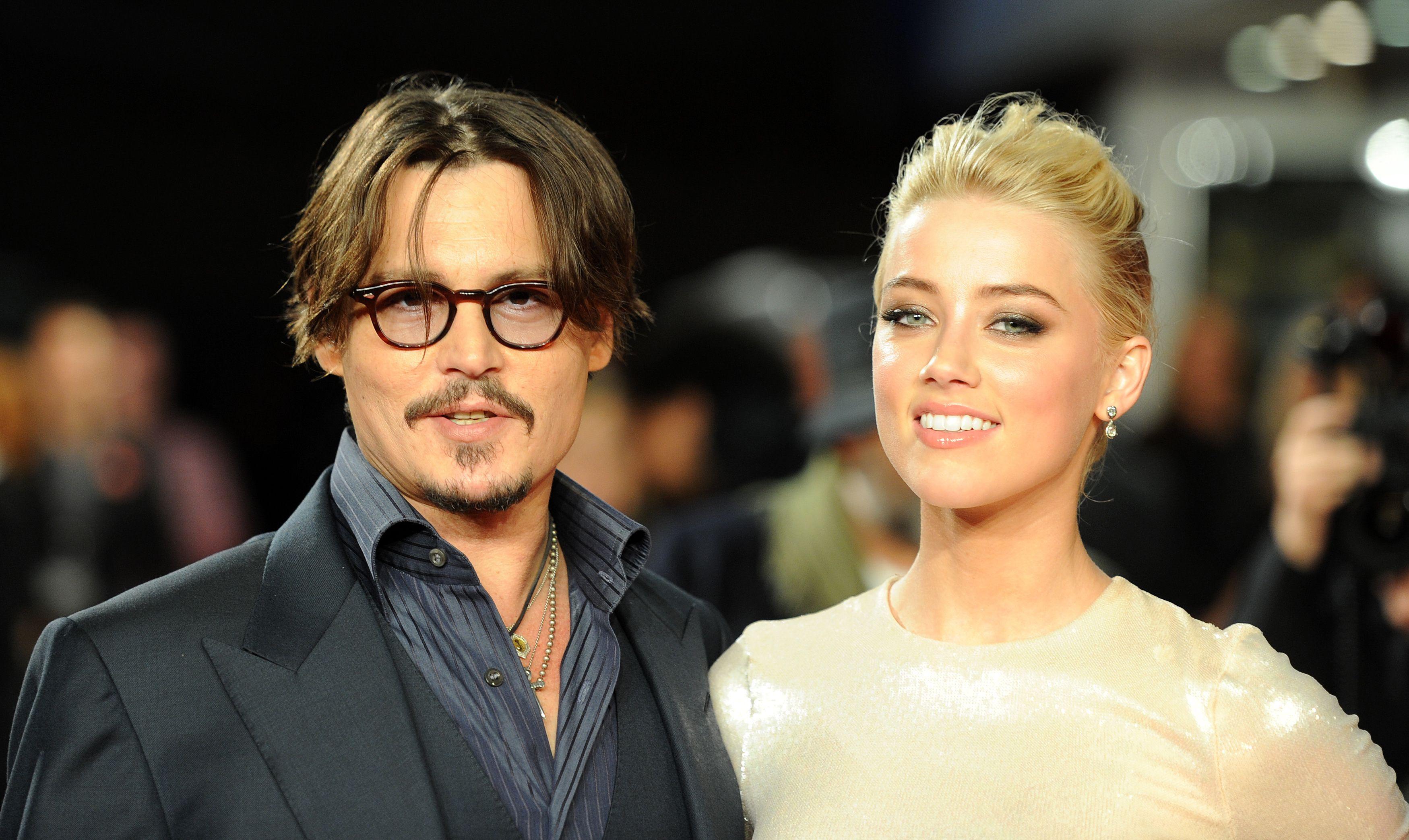 Amber Heard et Johnny Depp : ils se seraient fiancés