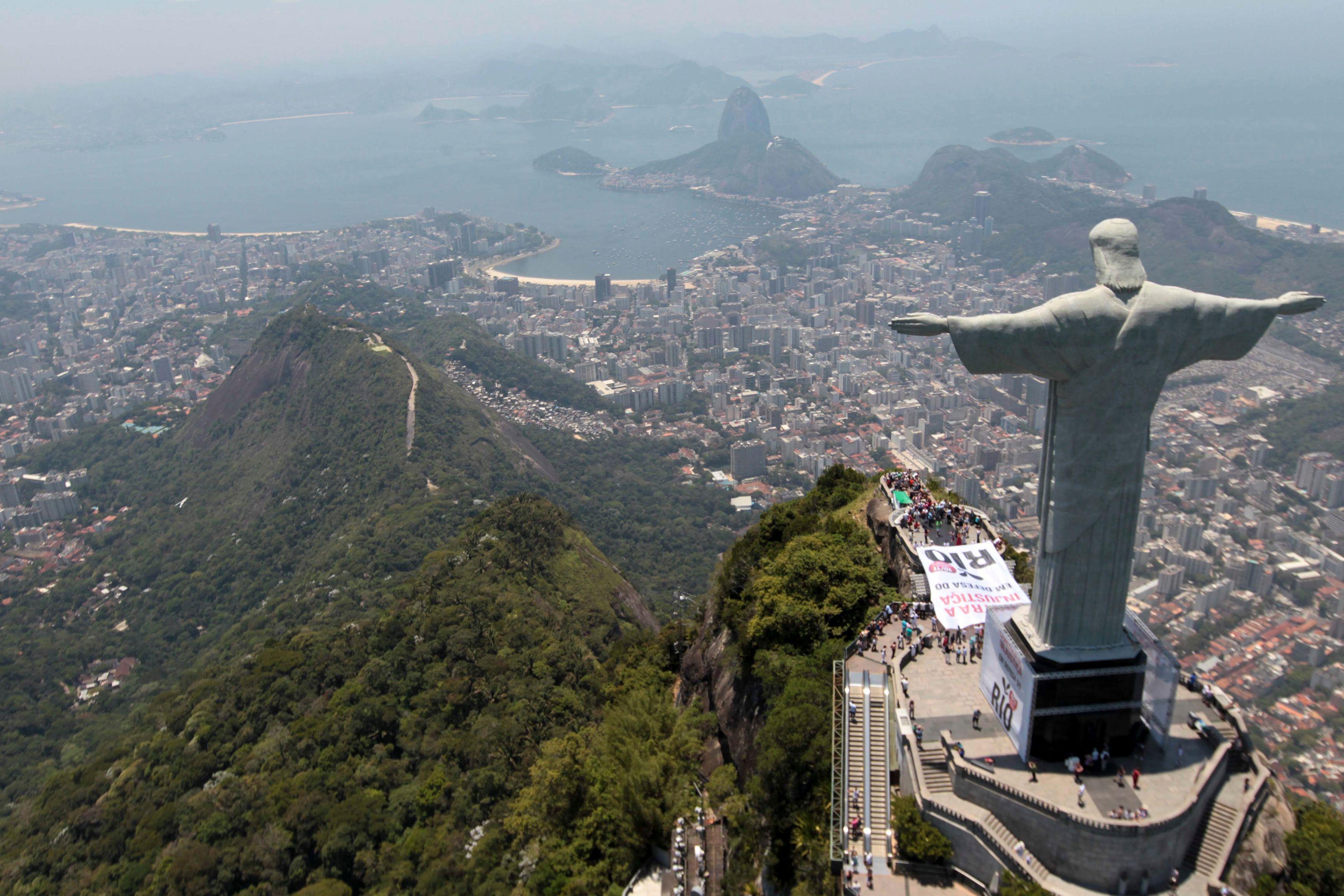 """Depuis 2008 une vaste opération de """"pacification des favelas de Rio de Janeiro"""" a été lancée au Brésil"""