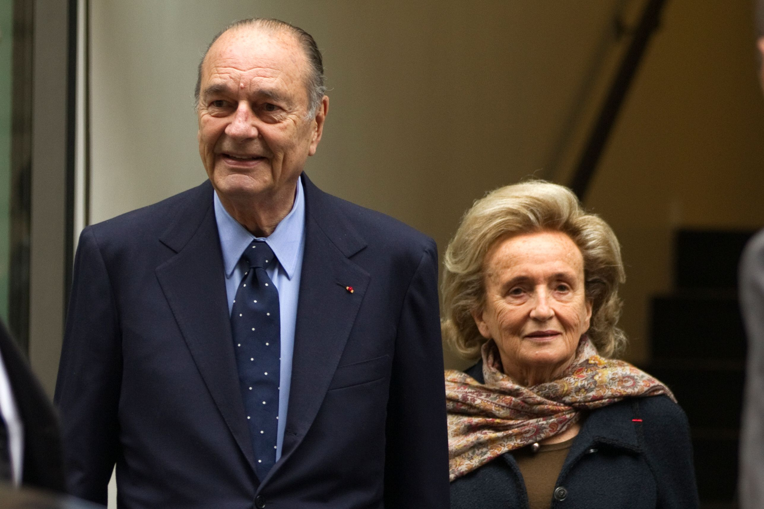 A la fin des années 90, Bernadette Chirac avait levé des fonds dans toute la France pour aider au financement de centres spécialisés dans l'anorexie.
