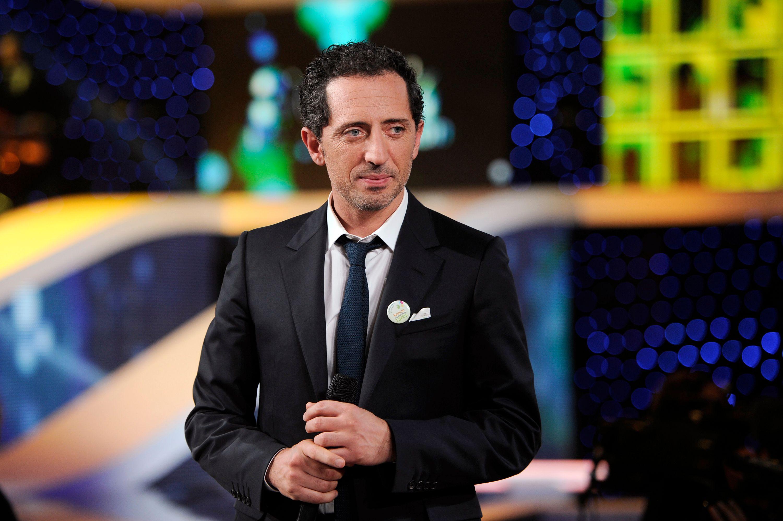 D'après Capital, Gad Elmaleh a touché la jolie somme de 450 000 euros pour sa pub pour LCL