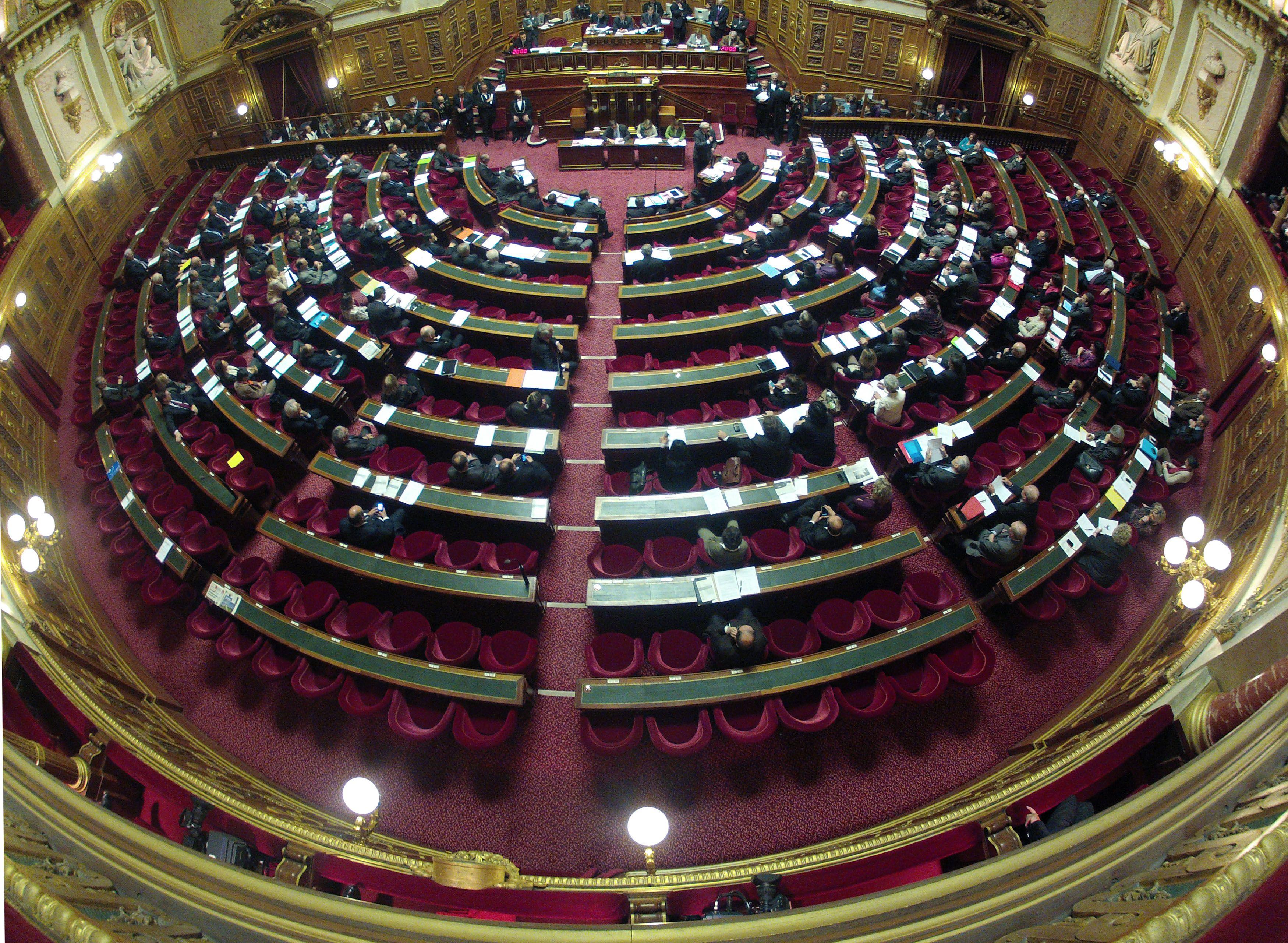 """Sénatoriales : La République en marche reconnaît une élection """"plus difficile"""""""