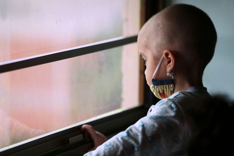 Les enfants exposés au risque de cancer
