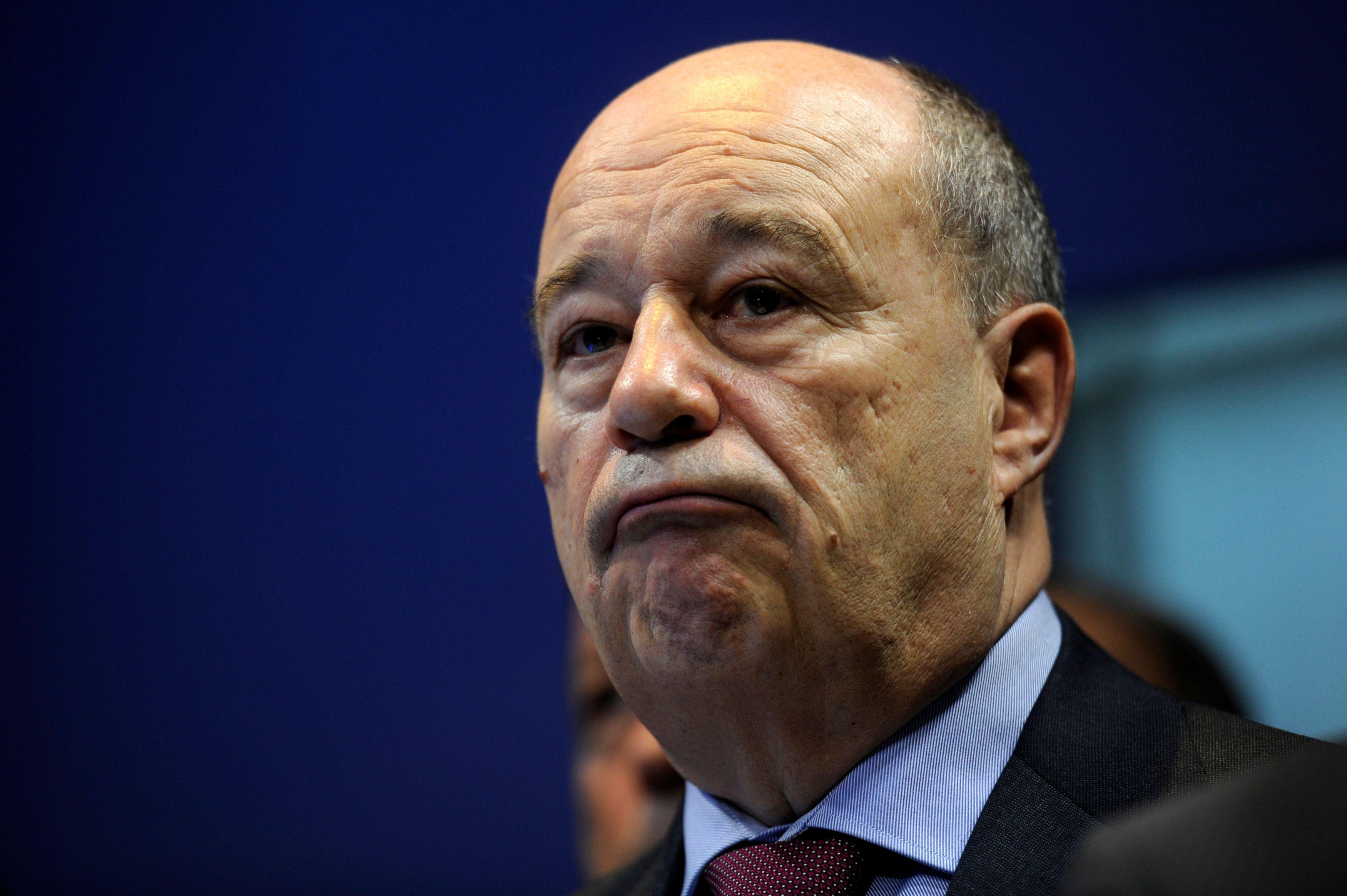 Le président des radicaux de gauche Jean-Michel Baylet.