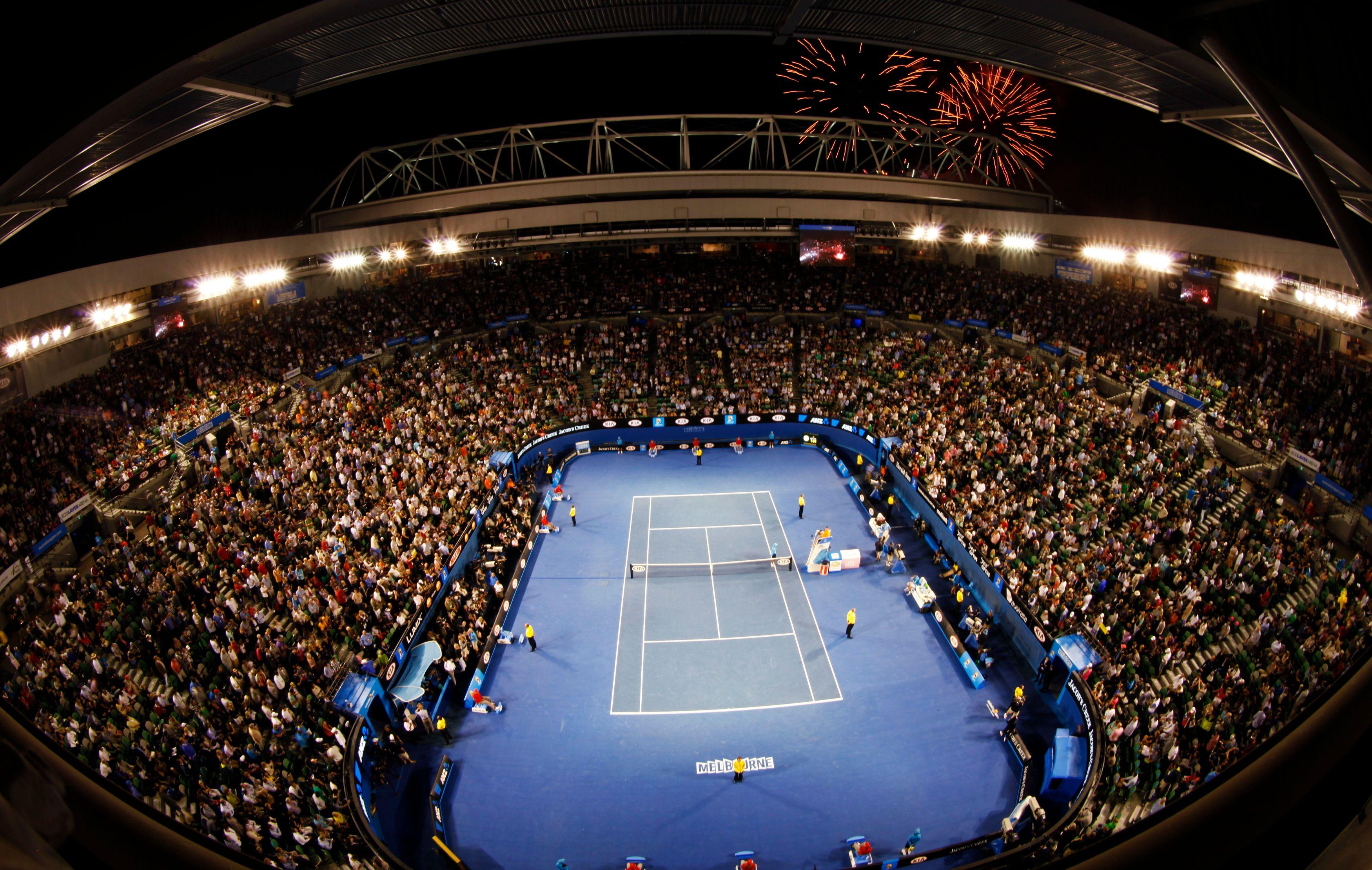 L'Open d'Australie, un tournoi plein de petites anecdotes...
