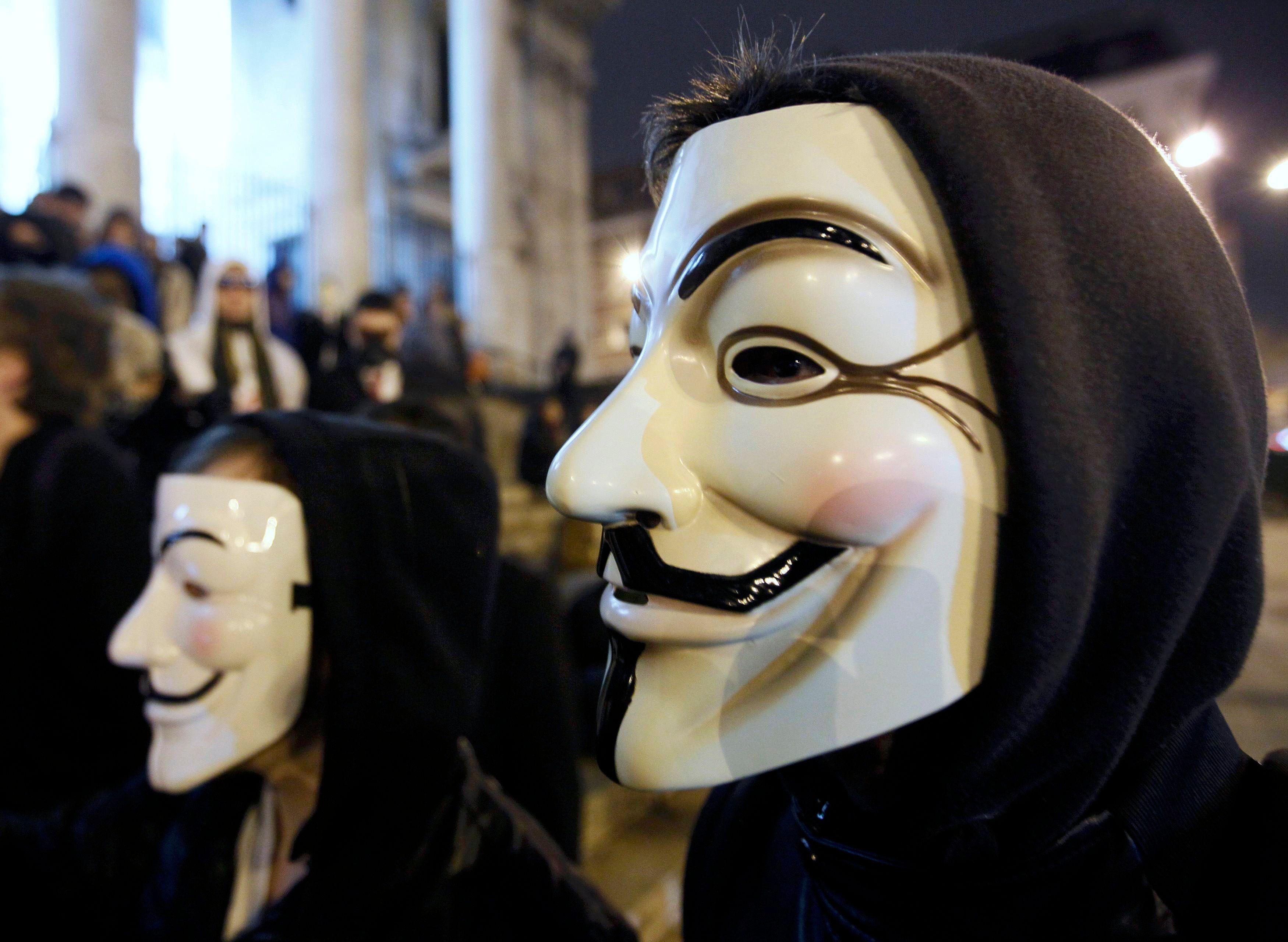 Charlie Hebdo : les Anonymous piratent des sites djihadistes