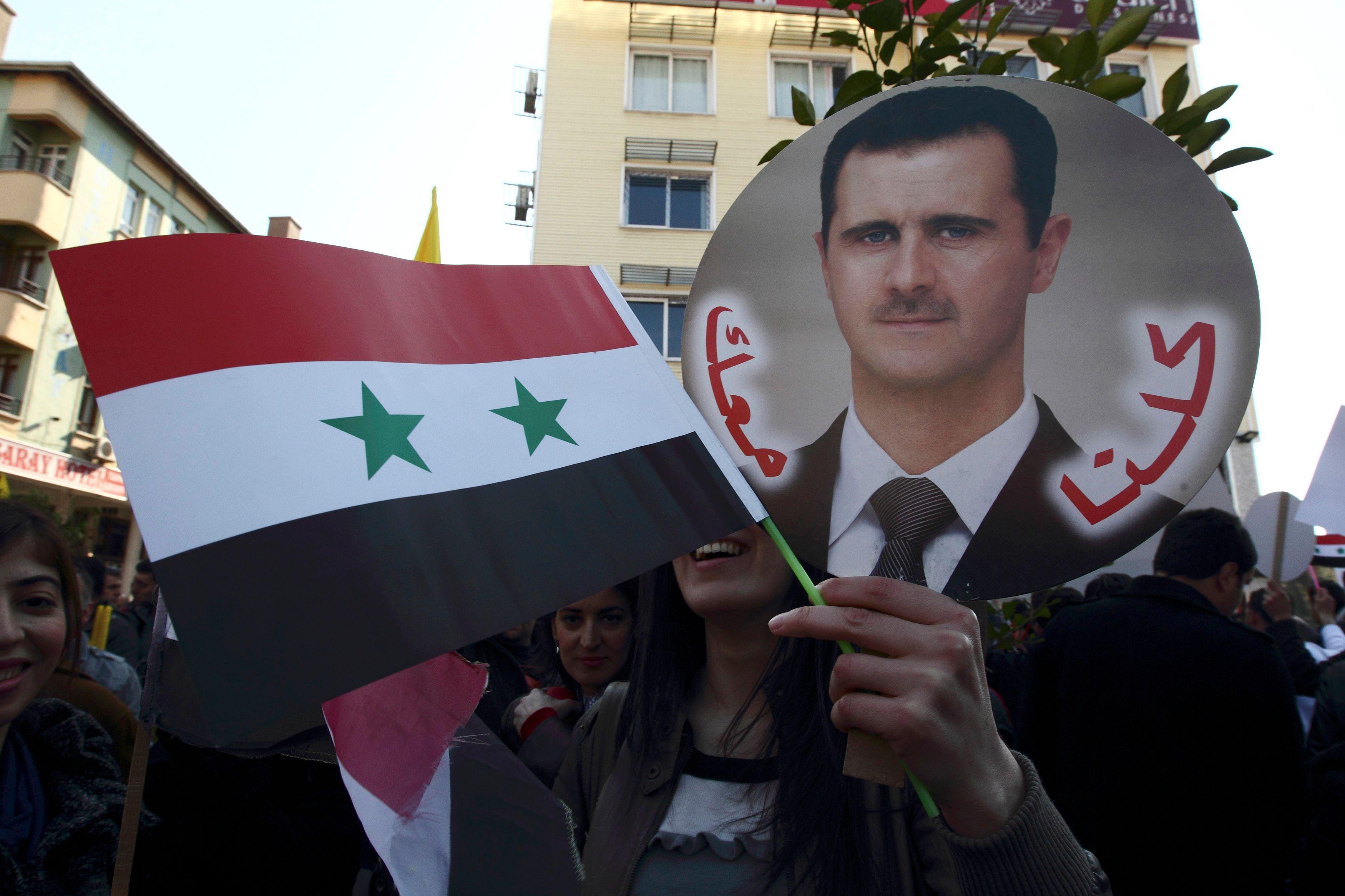 Les Russes préparent le remplacement de Bachar el-Assad?
