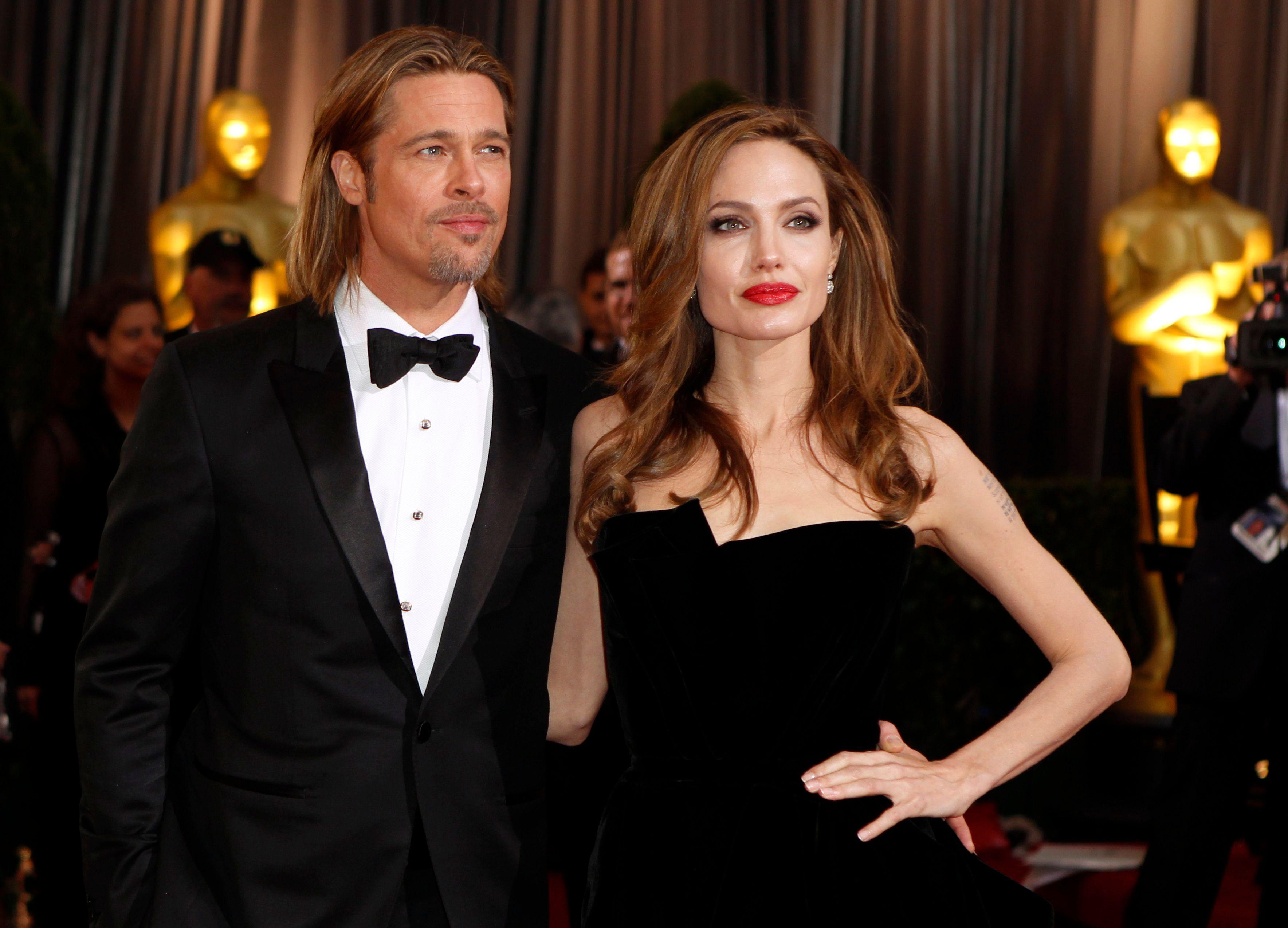 Brad Pitt et Angelina Jolie ont décidé de mettre un frein à leur carrière