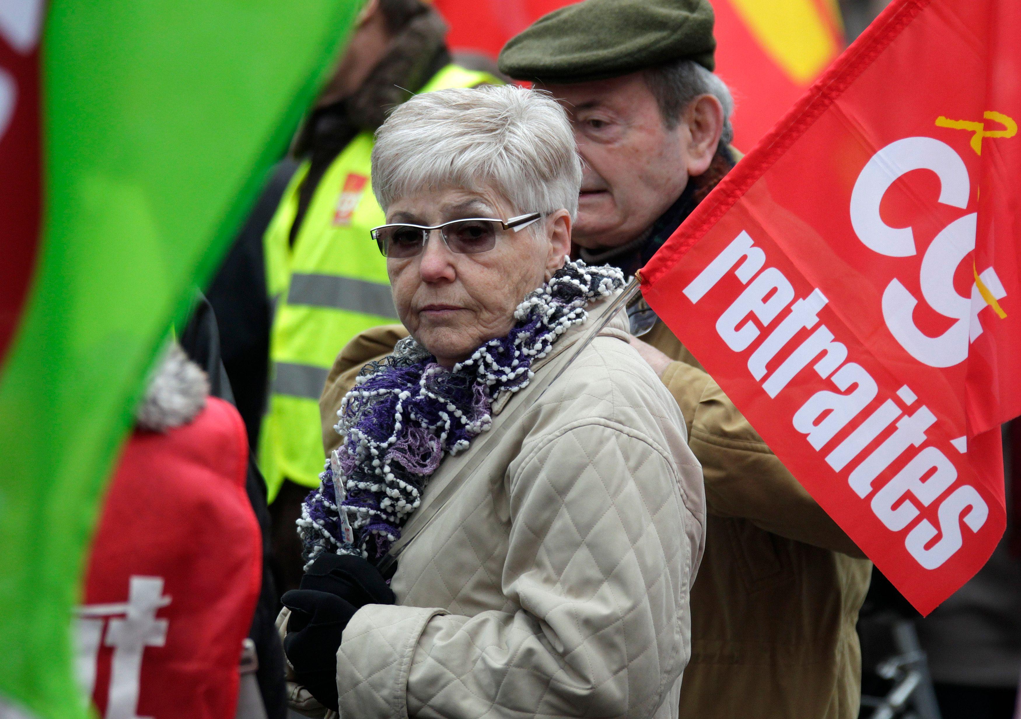 Retraite : la revalorisation des pensions n'aura pas lieu en 2016
