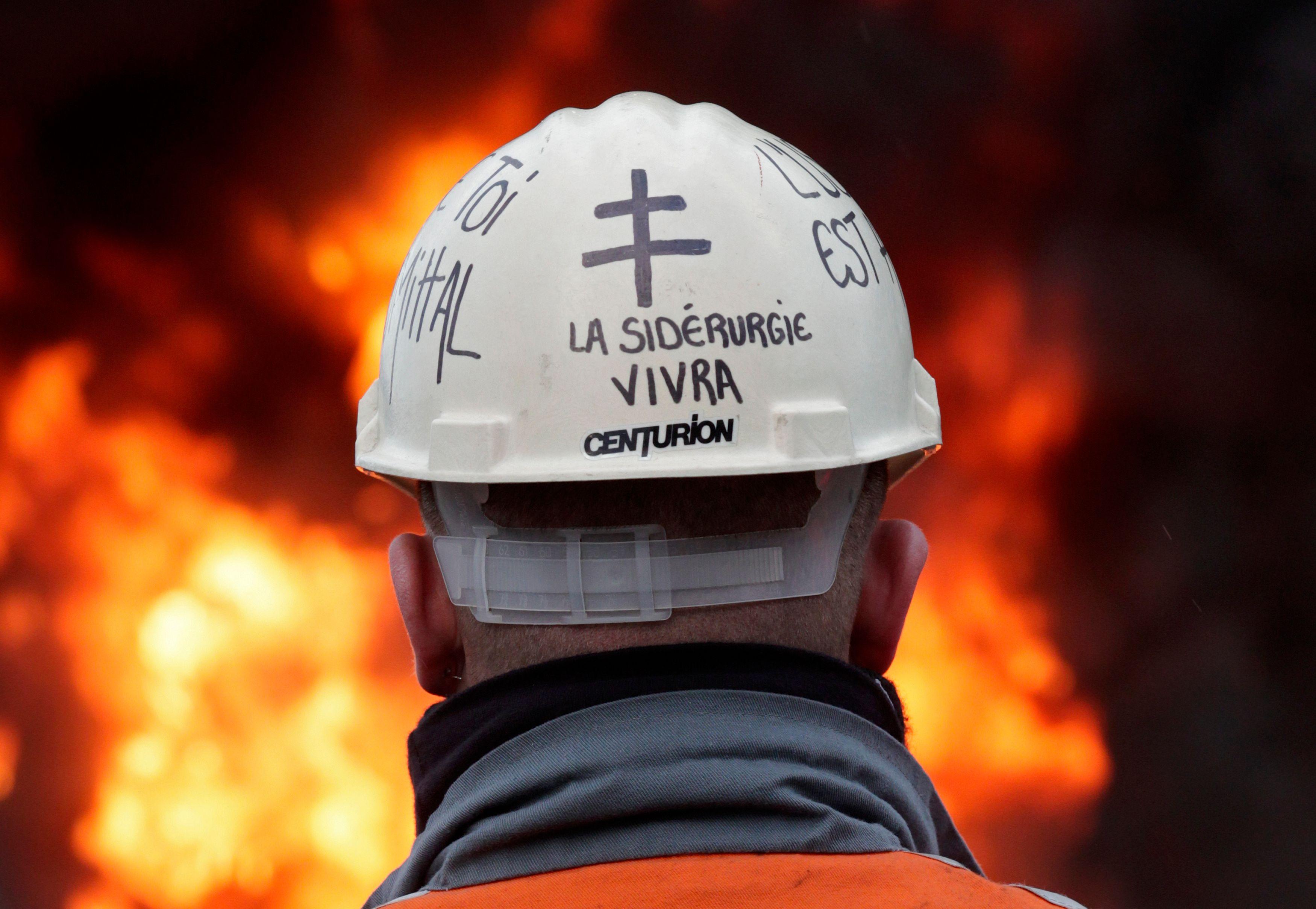Une pétition demandant la nationalisation du site d'ArcelorMittal de Florange doit être remise à l'Elysée avant le 15 janvier.