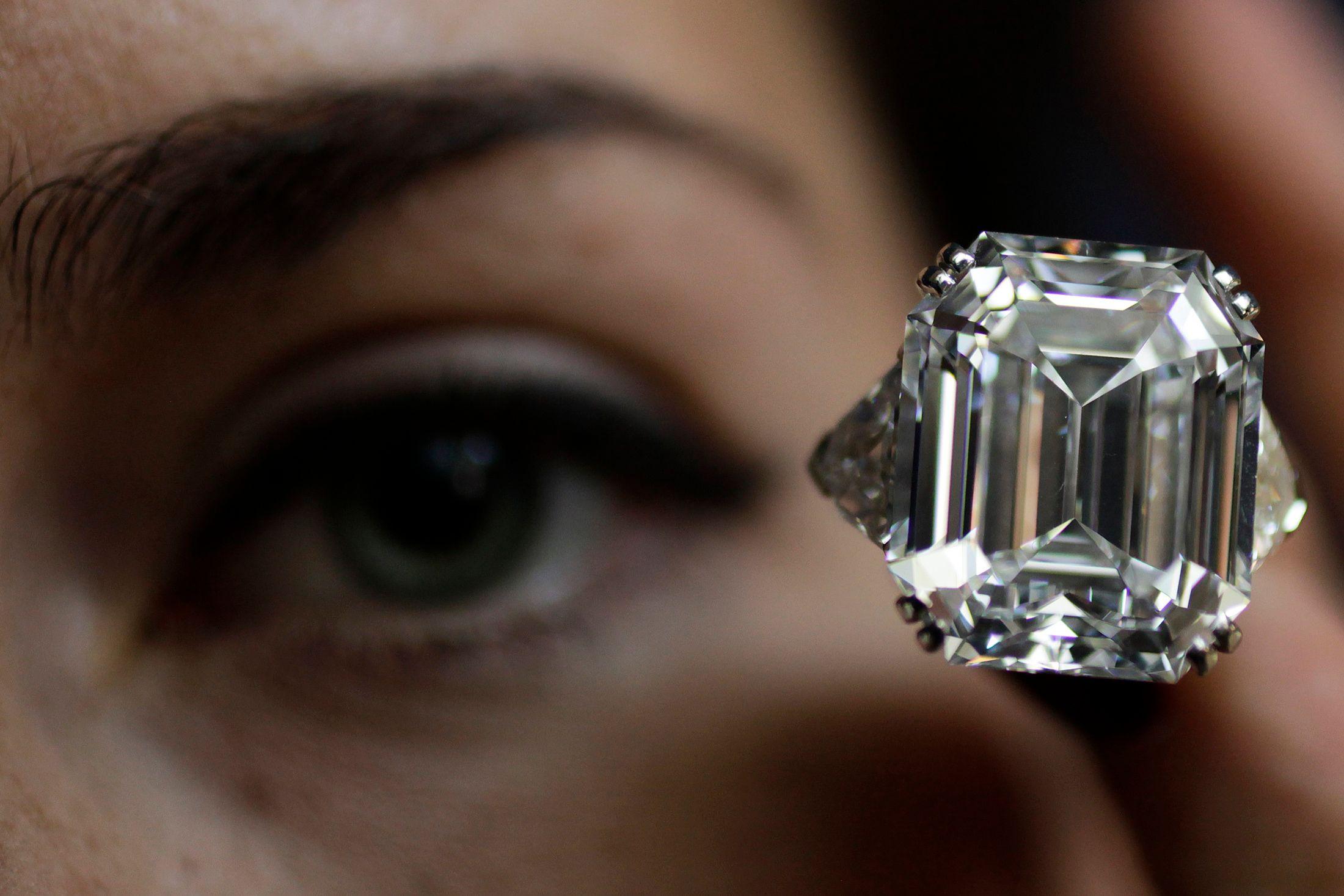 Il reste à trouver un nouveau propriétaire à ce diamant