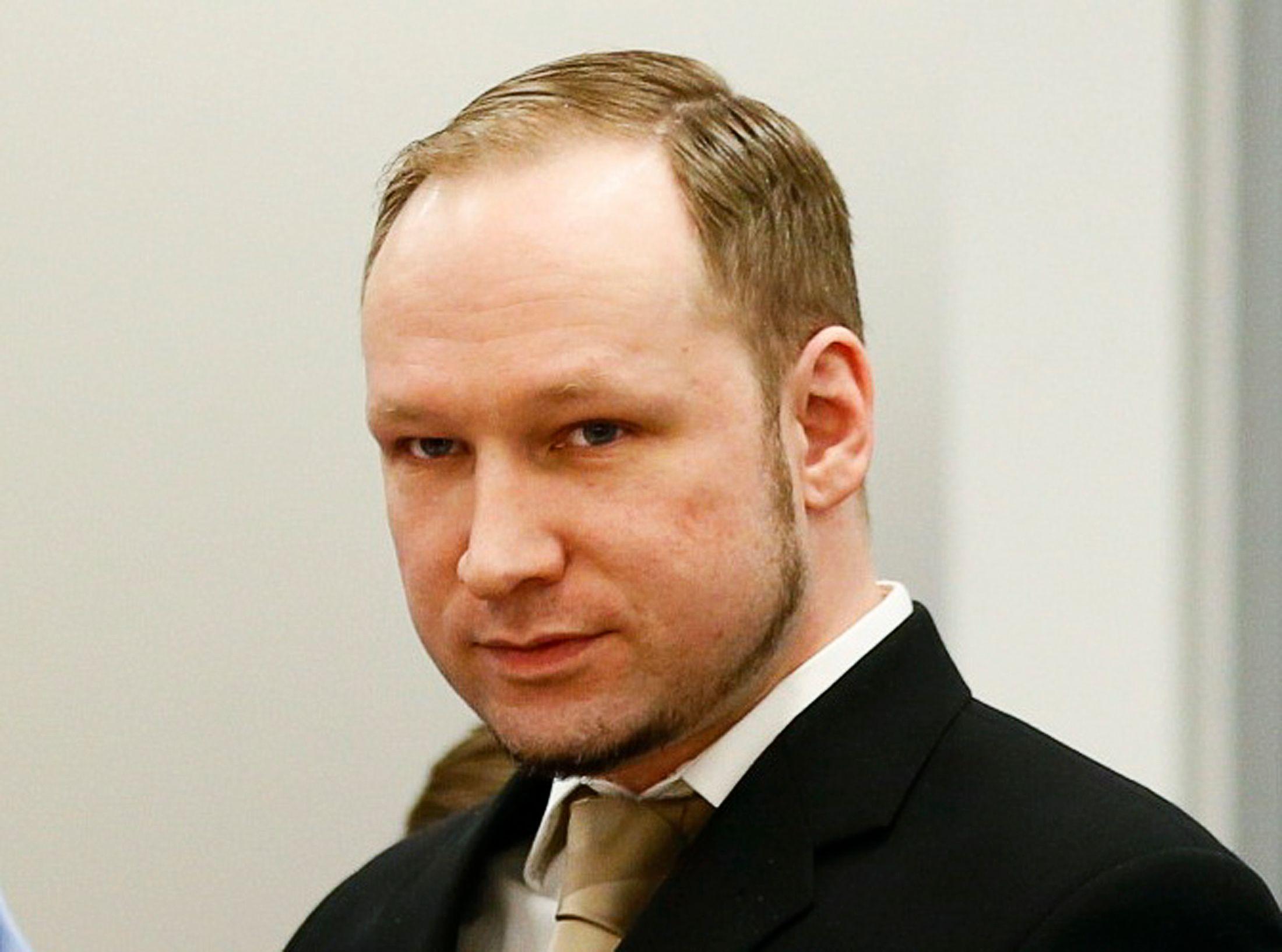 Quels étaients les objectifs de Anders Behring Breivik ?