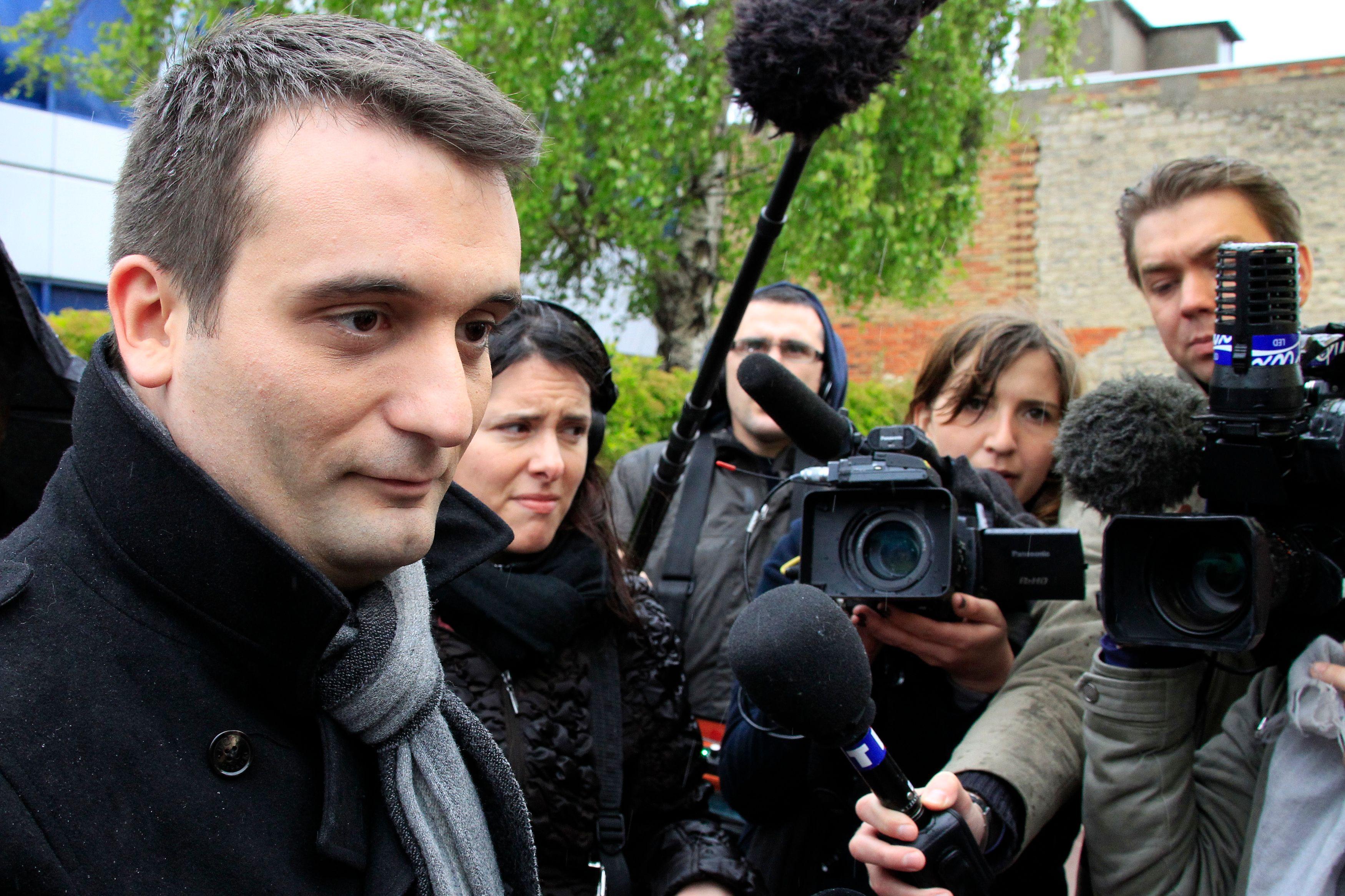 """""""Nicolas Sarkozy prend les électeurs FN pour du bétail"""" affirme Florian Philippot"""