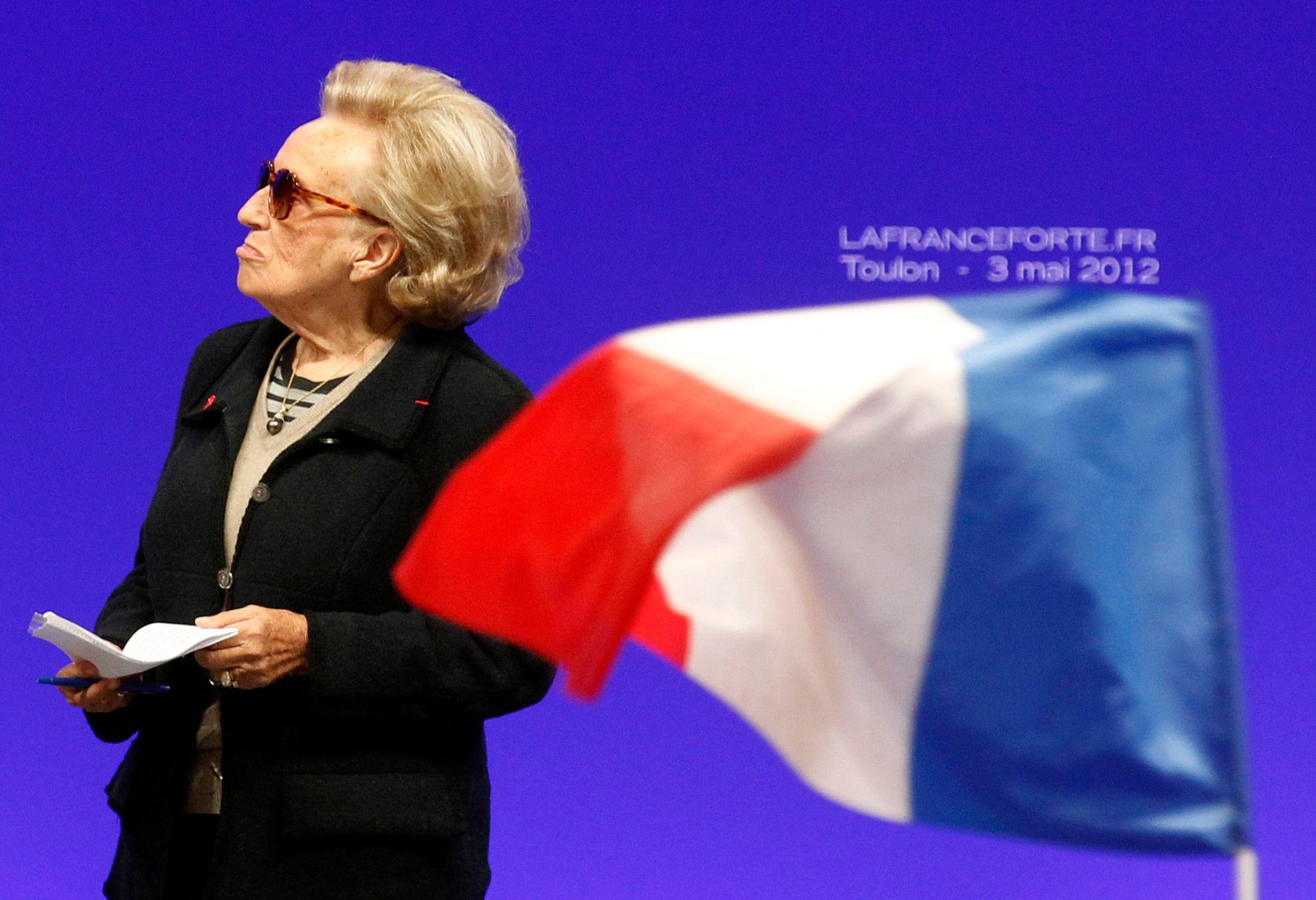 Bernadette Chirac est certaine du retour de Nicolas Sarkozy en politique